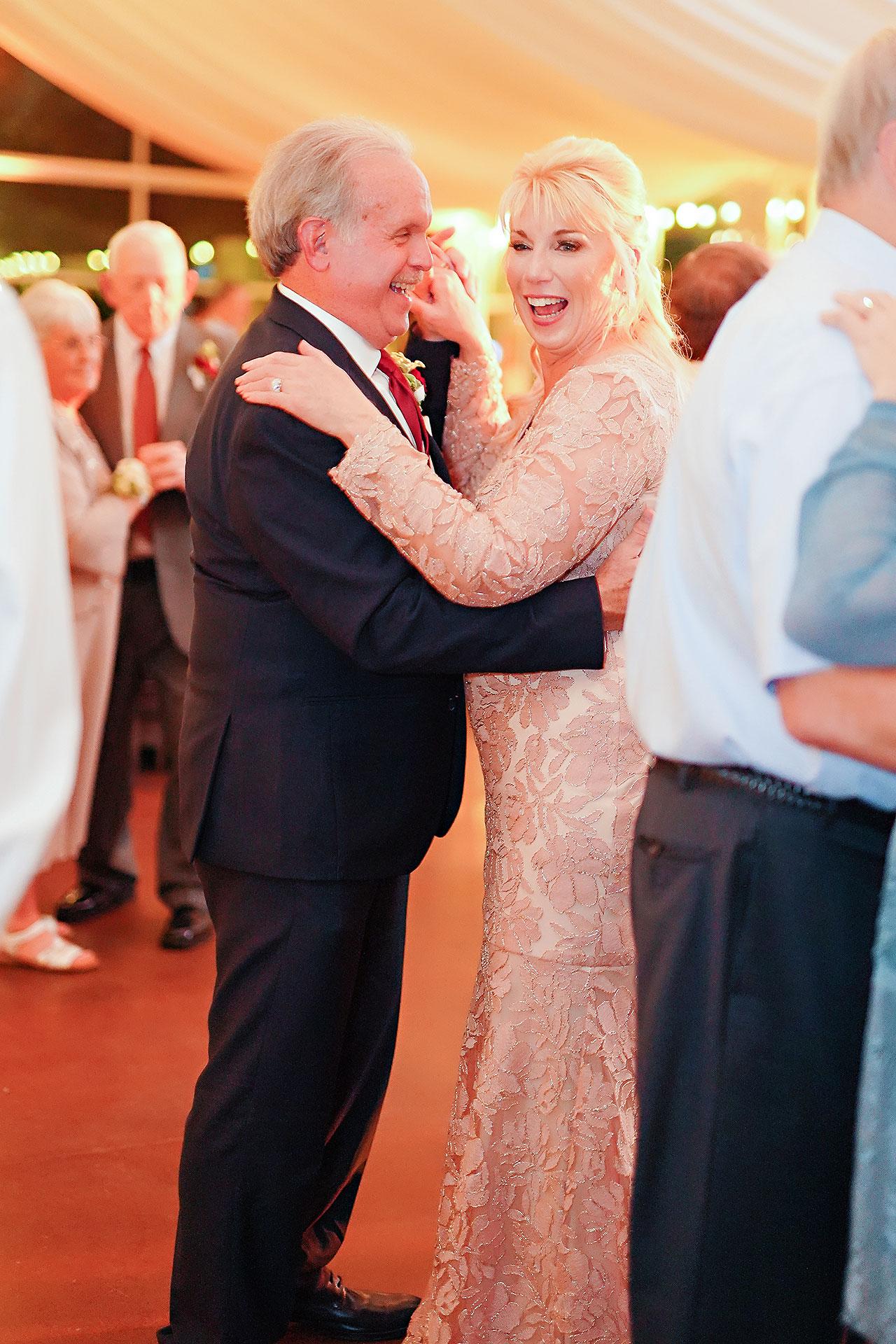 Callie Josh Ritz Charles Garden Pavilion Carmel Indiana Wedding 322