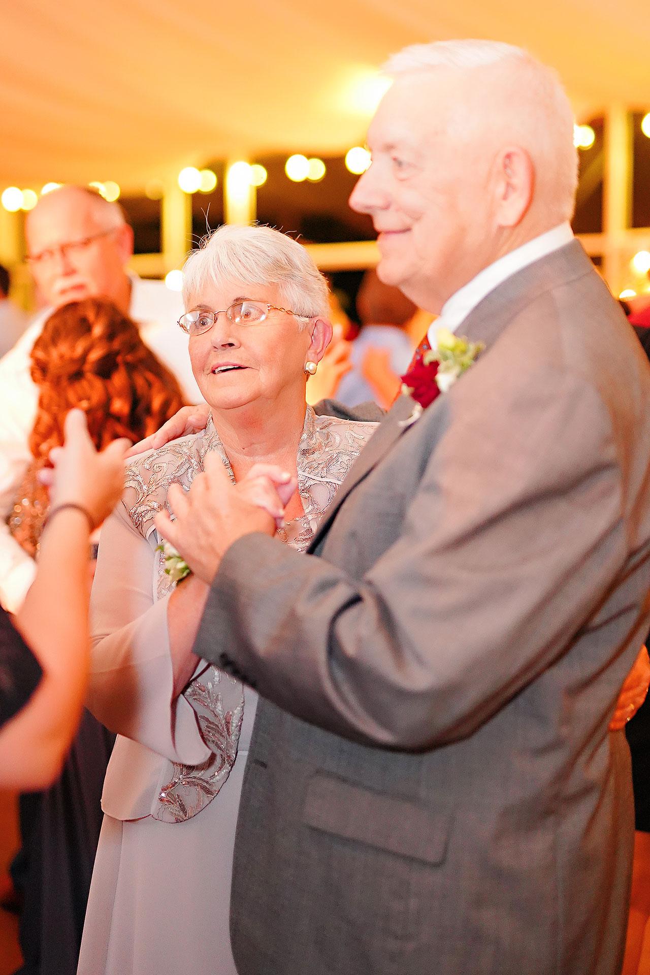 Callie Josh Ritz Charles Garden Pavilion Carmel Indiana Wedding 319