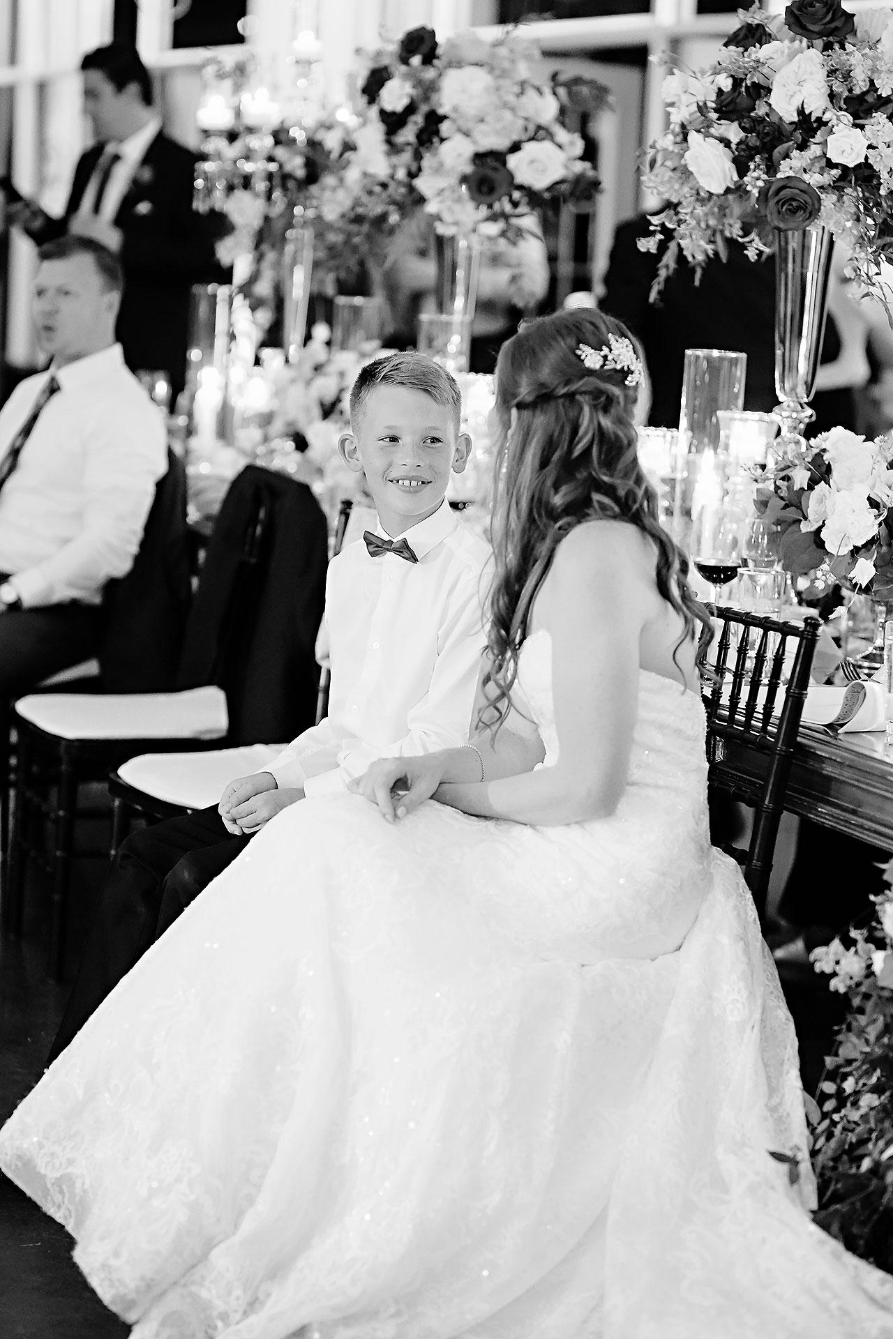 Callie Josh Ritz Charles Garden Pavilion Carmel Indiana Wedding 320