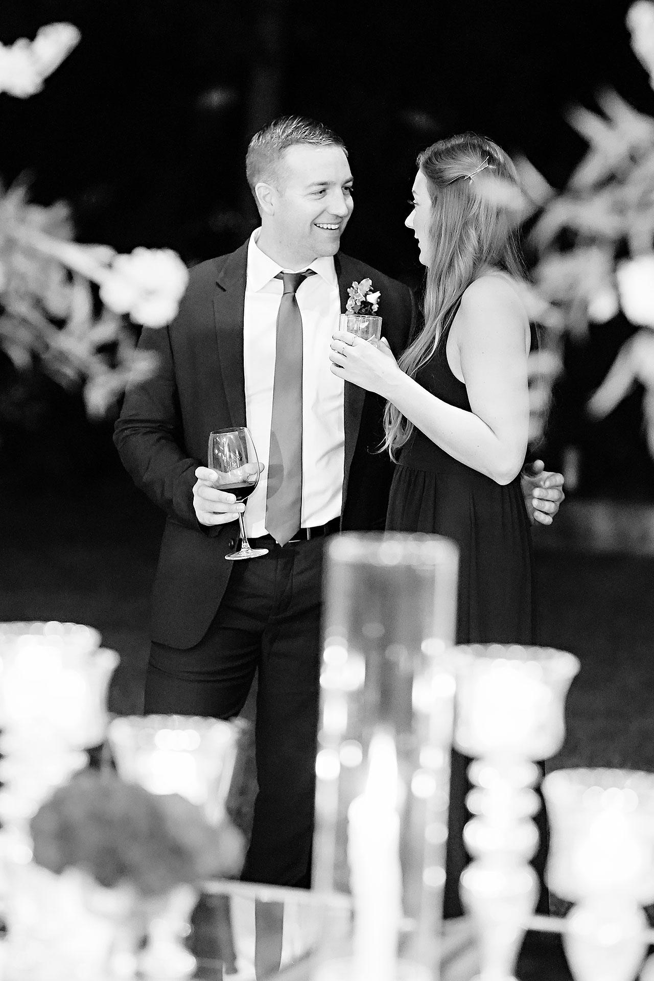 Callie Josh Ritz Charles Garden Pavilion Carmel Indiana Wedding 318