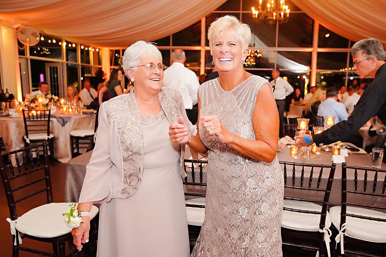 Callie Josh Ritz Charles Garden Pavilion Carmel Indiana Wedding 314