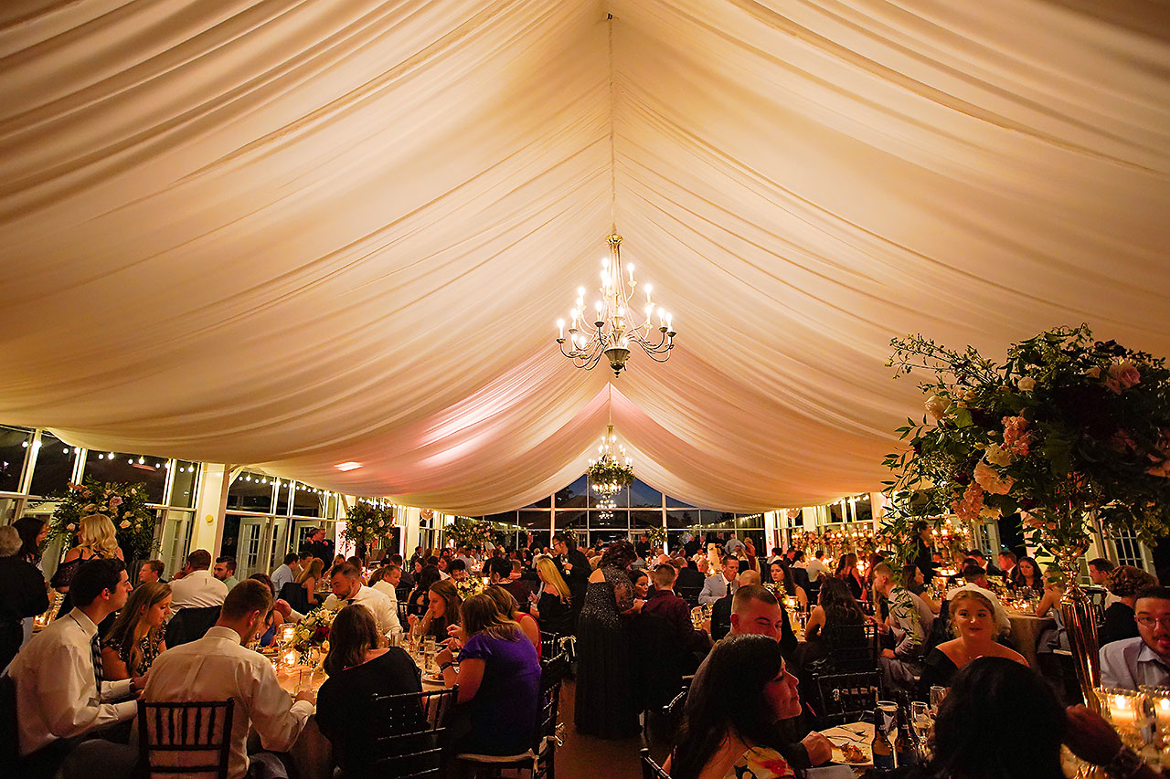 Callie Josh Ritz Charles Garden Pavilion Carmel Indiana Wedding 315