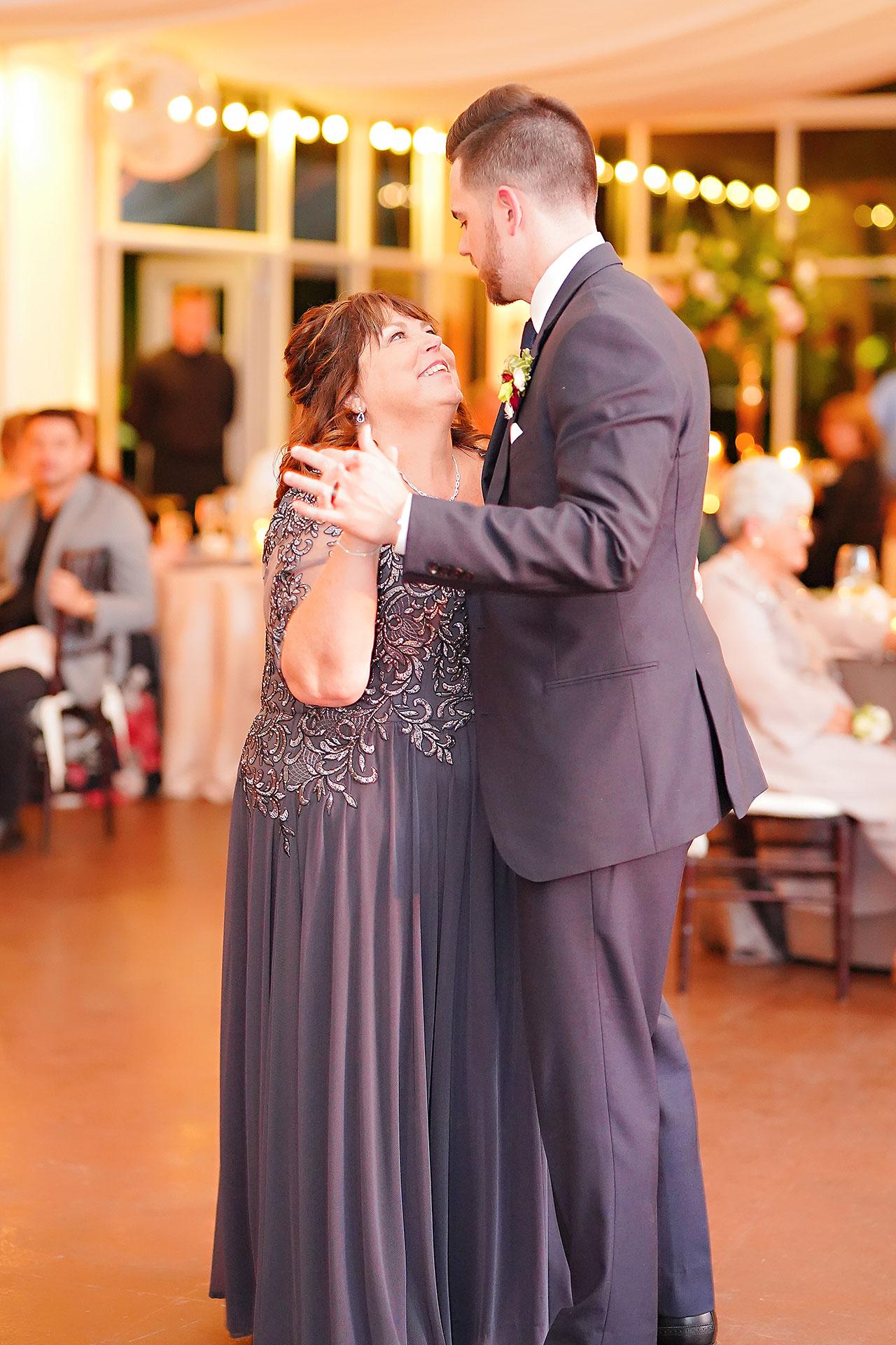 Callie Josh Ritz Charles Garden Pavilion Carmel Indiana Wedding 308