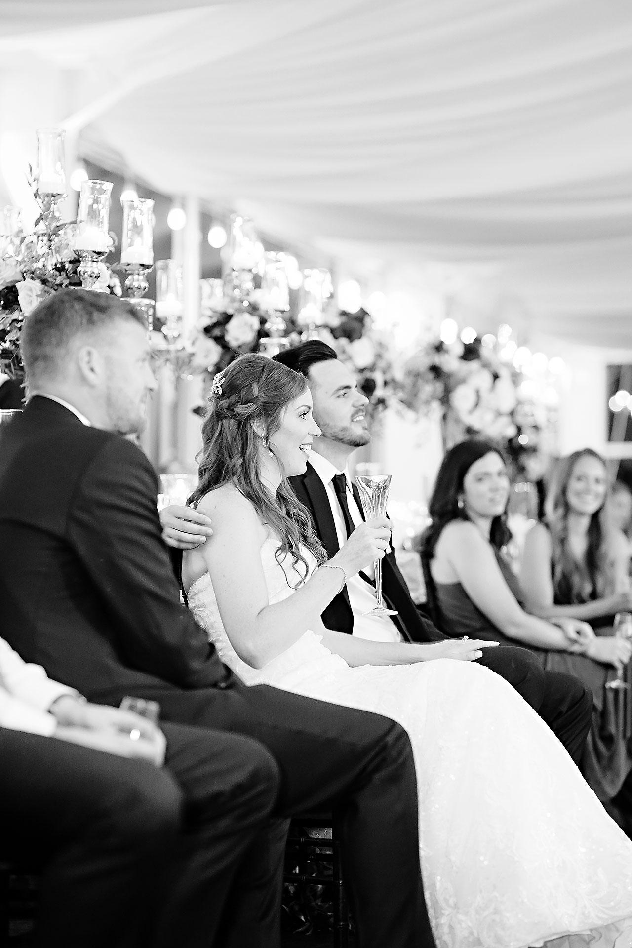Callie Josh Ritz Charles Garden Pavilion Carmel Indiana Wedding 292