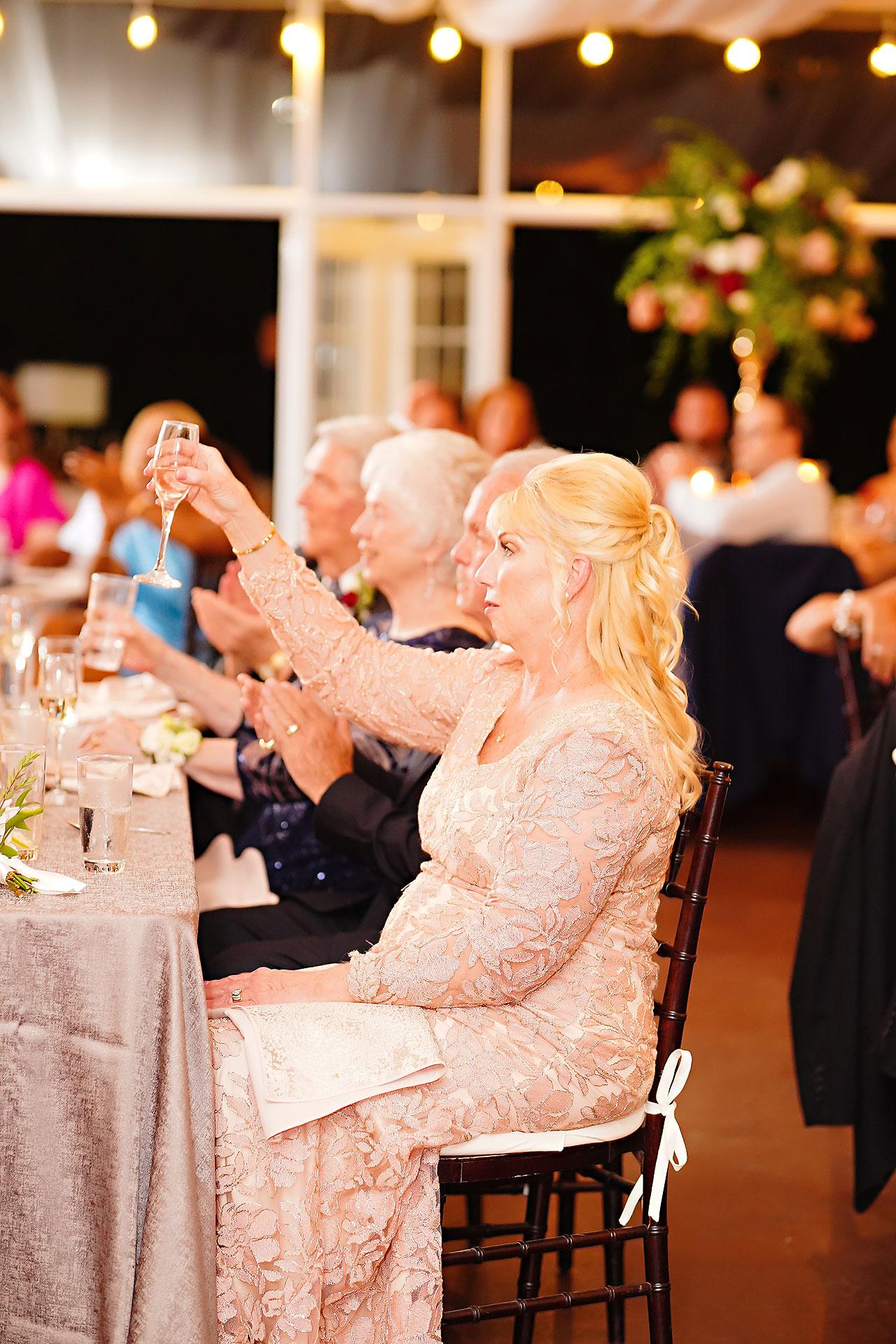 Callie Josh Ritz Charles Garden Pavilion Carmel Indiana Wedding 290