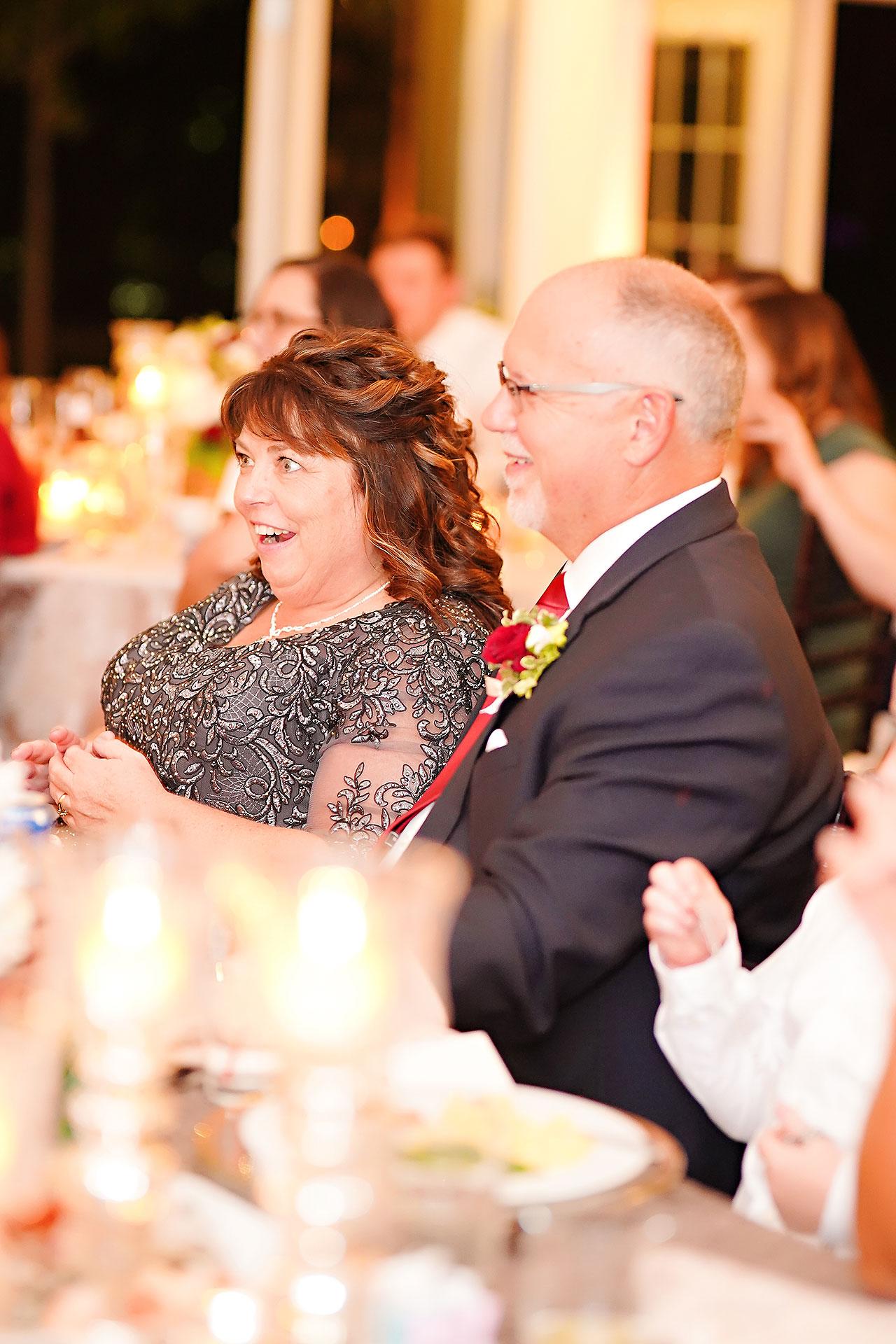 Callie Josh Ritz Charles Garden Pavilion Carmel Indiana Wedding 287