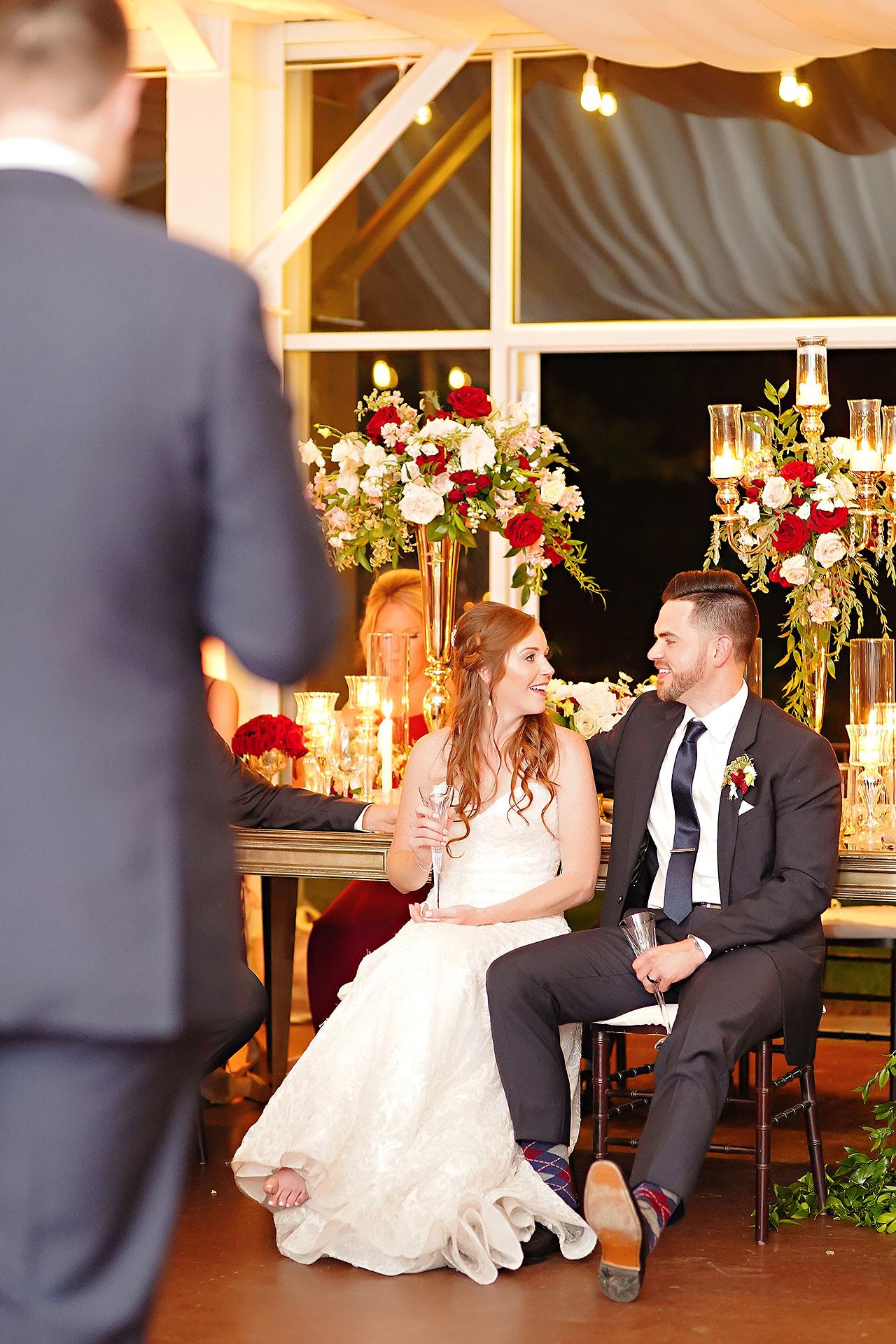 Callie Josh Ritz Charles Garden Pavilion Carmel Indiana Wedding 288
