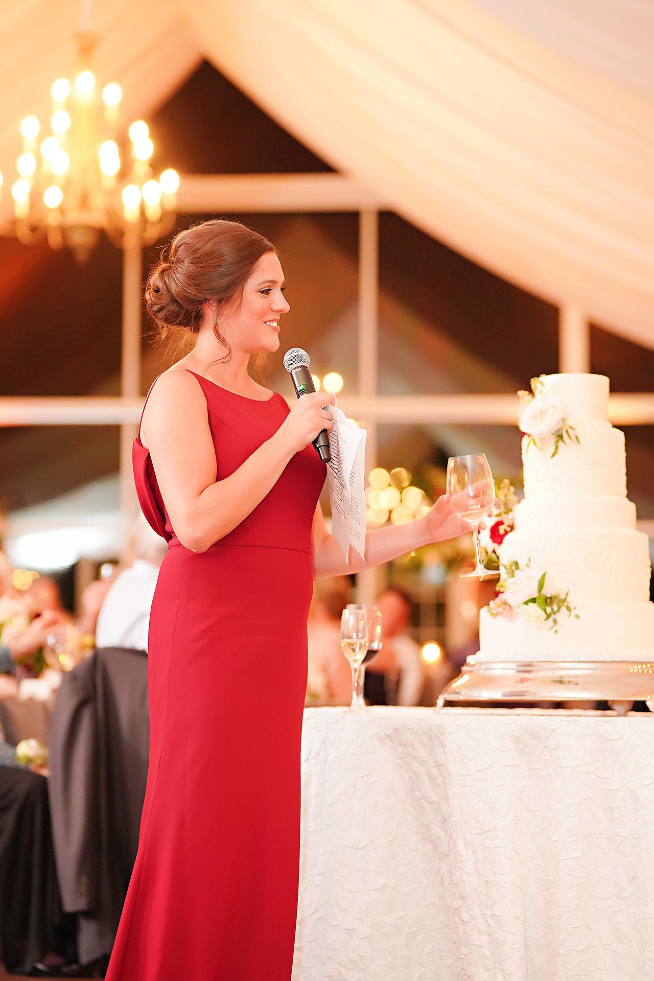 Callie Josh Ritz Charles Garden Pavilion Carmel Indiana Wedding 285