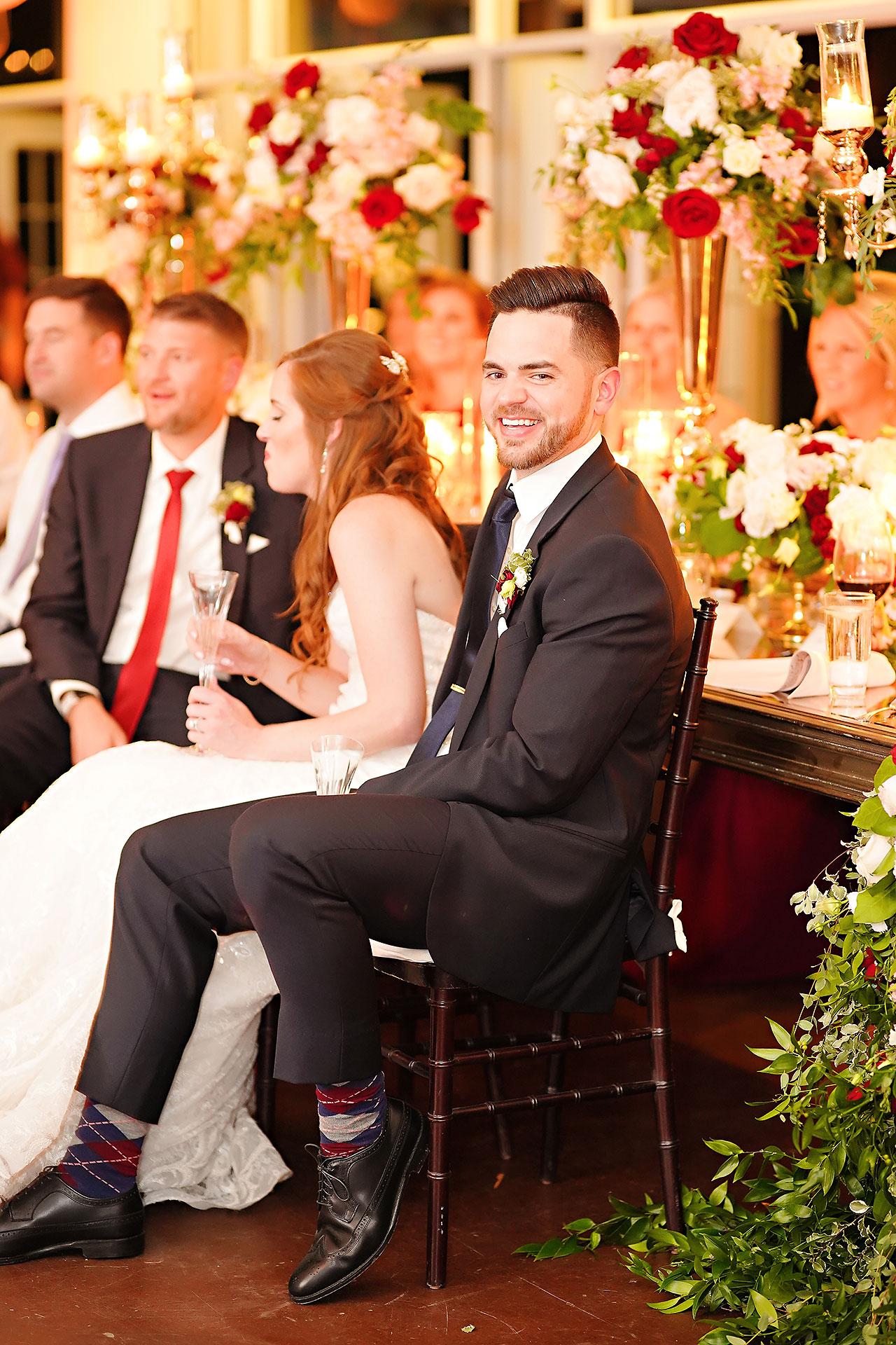 Callie Josh Ritz Charles Garden Pavilion Carmel Indiana Wedding 286