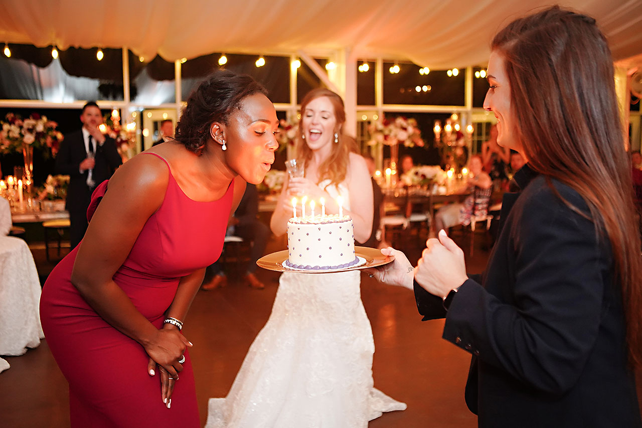 Callie Josh Ritz Charles Garden Pavilion Carmel Indiana Wedding 283