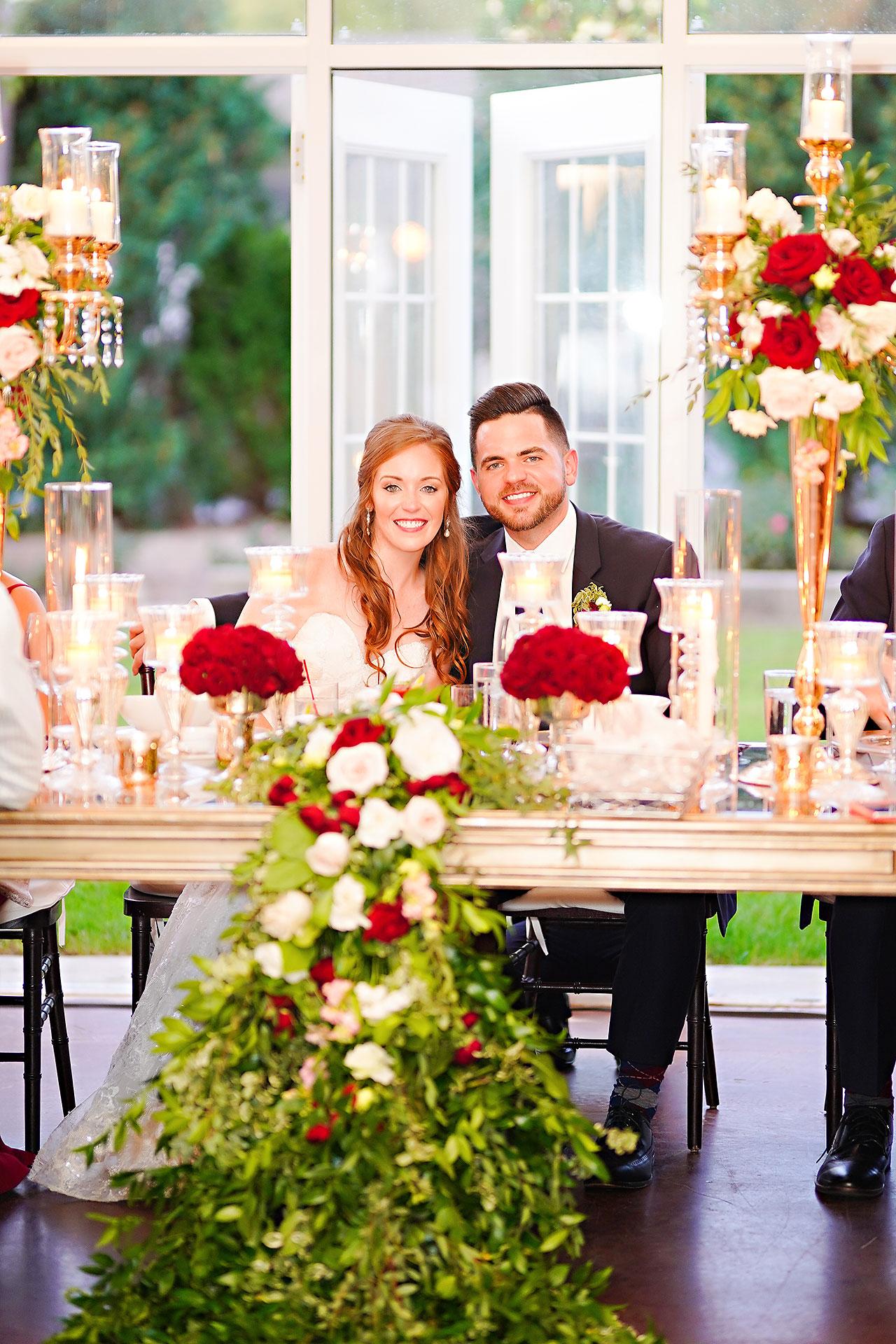 Callie Josh Ritz Charles Garden Pavilion Carmel Indiana Wedding 280