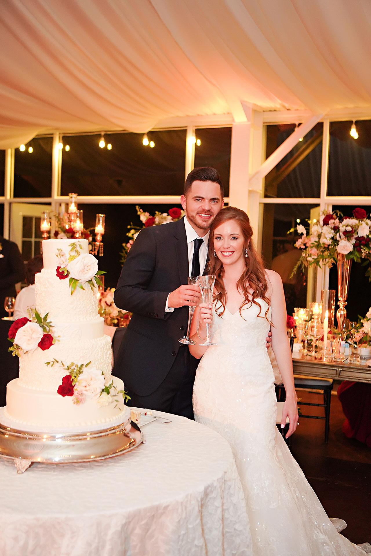 Callie Josh Ritz Charles Garden Pavilion Carmel Indiana Wedding 281