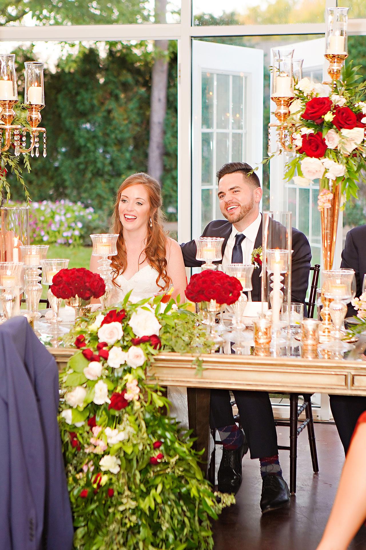 Callie Josh Ritz Charles Garden Pavilion Carmel Indiana Wedding 277