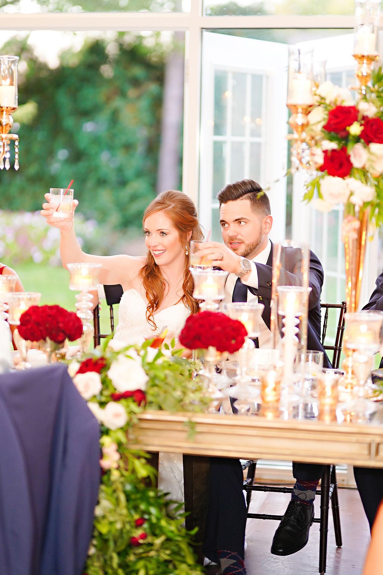 Callie Josh Ritz Charles Garden Pavilion Carmel Indiana Wedding 278