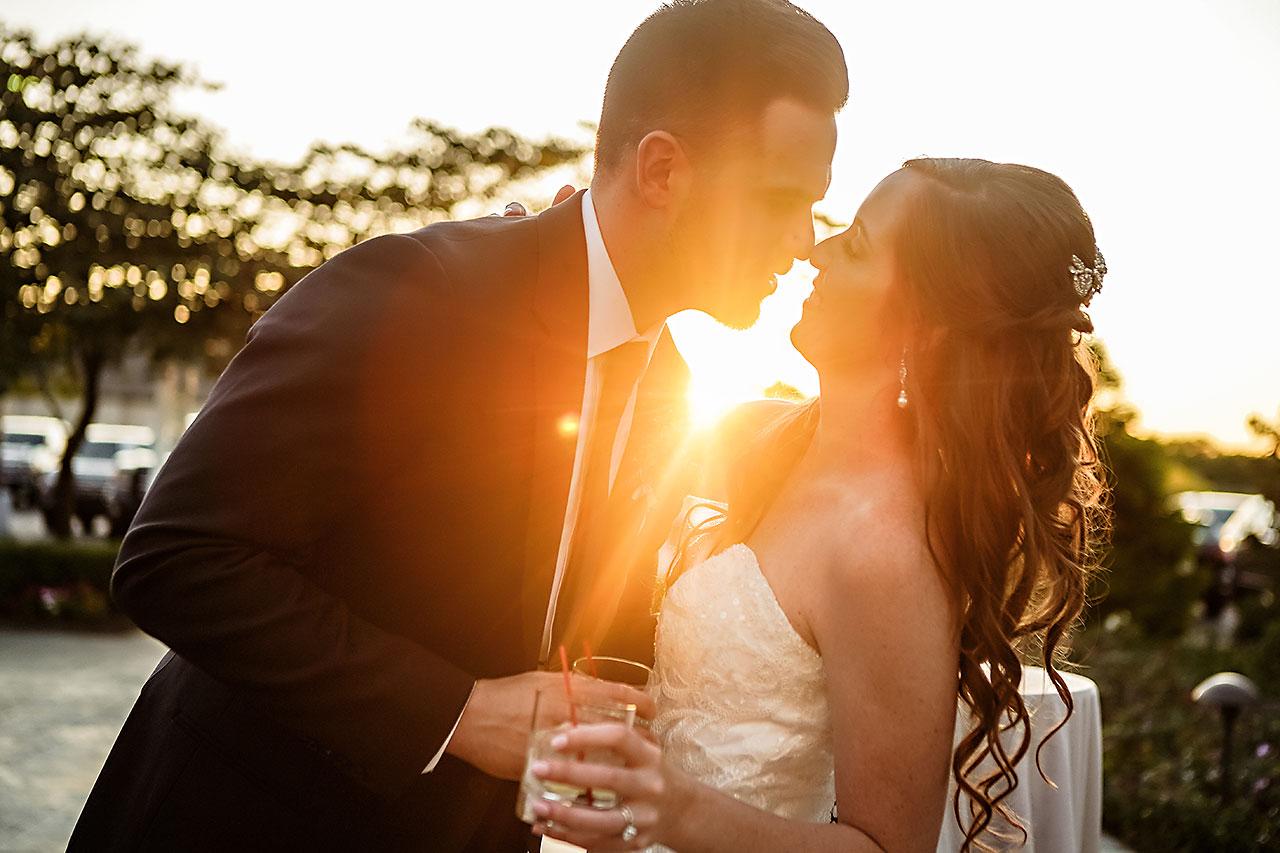 Callie Josh Ritz Charles Garden Pavilion Carmel Indiana Wedding 273