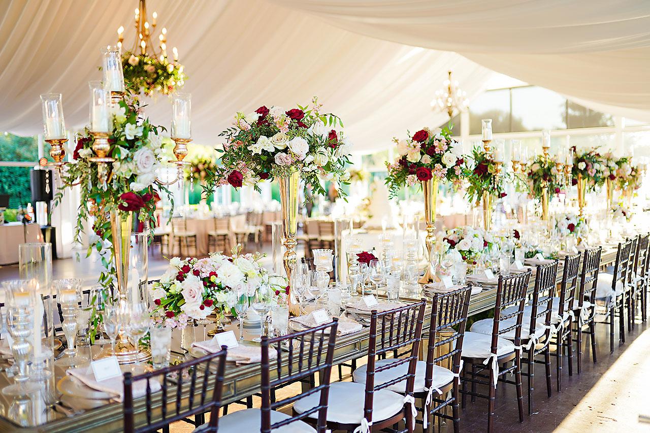 Callie Josh Ritz Charles Garden Pavilion Carmel Indiana Wedding 271