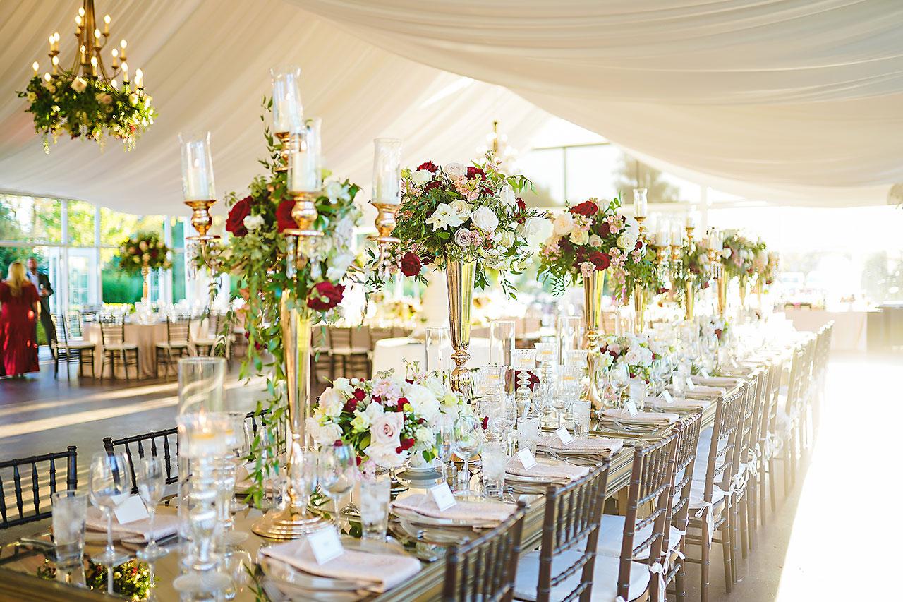 Callie Josh Ritz Charles Garden Pavilion Carmel Indiana Wedding 268