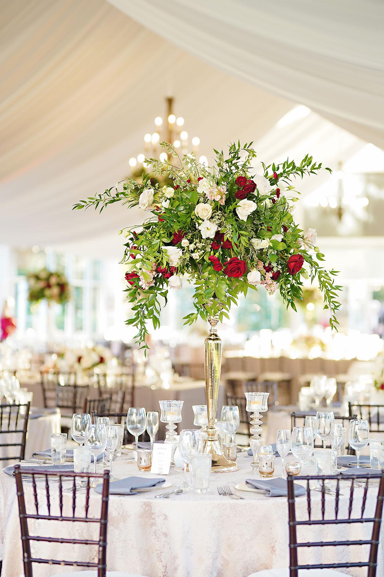 Callie Josh Ritz Charles Garden Pavilion Carmel Indiana Wedding 265