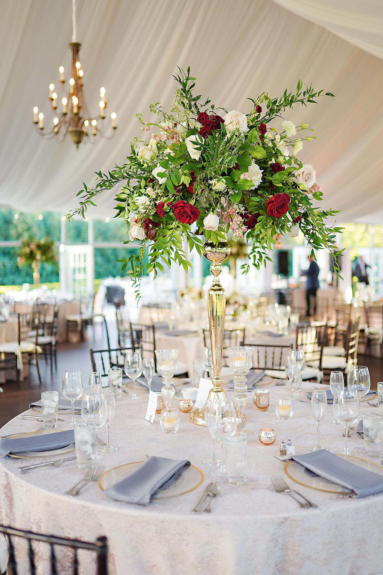 Callie Josh Ritz Charles Garden Pavilion Carmel Indiana Wedding 261