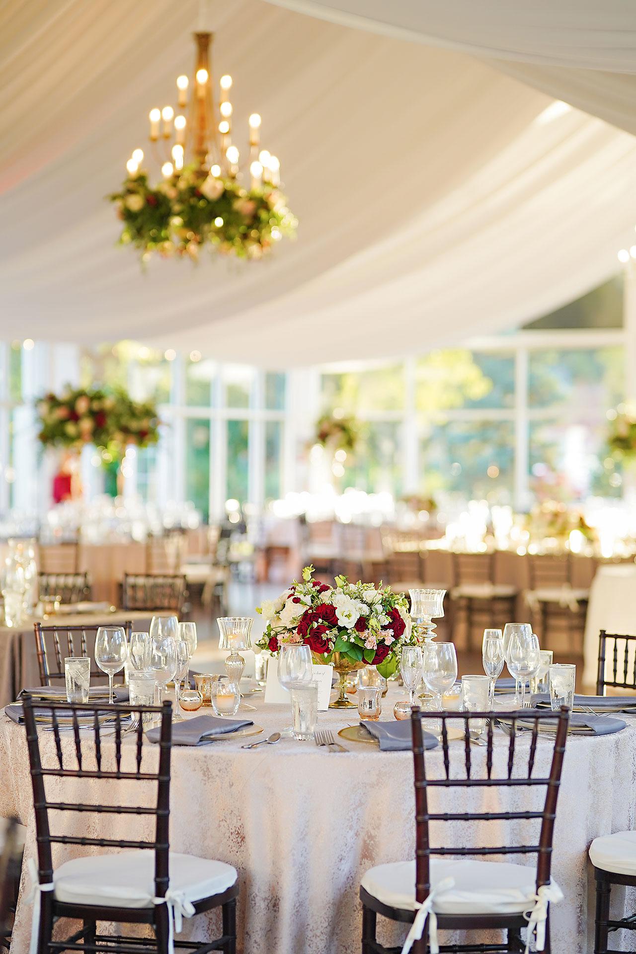 Callie Josh Ritz Charles Garden Pavilion Carmel Indiana Wedding 258