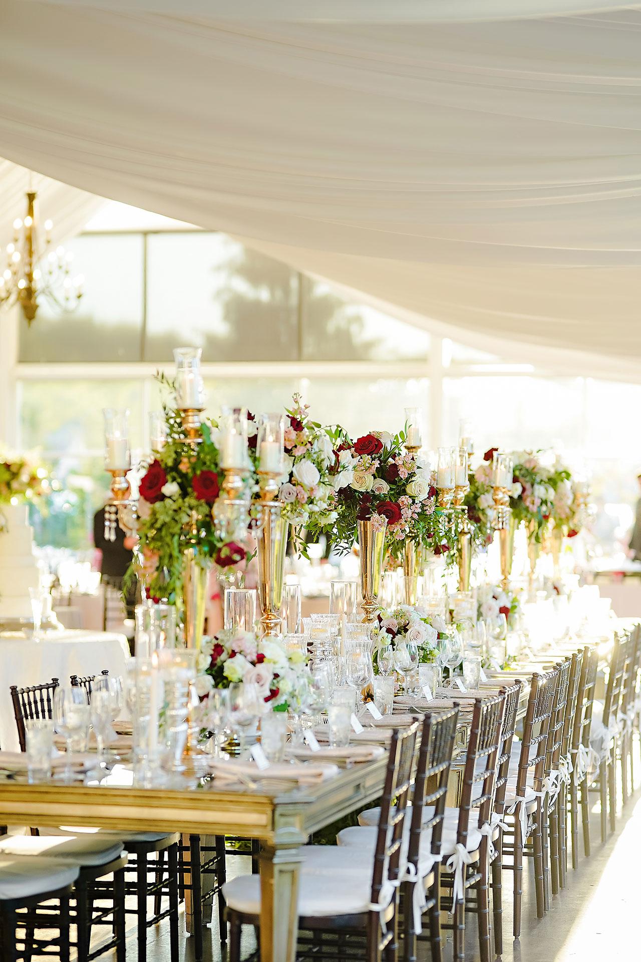 Callie Josh Ritz Charles Garden Pavilion Carmel Indiana Wedding 256