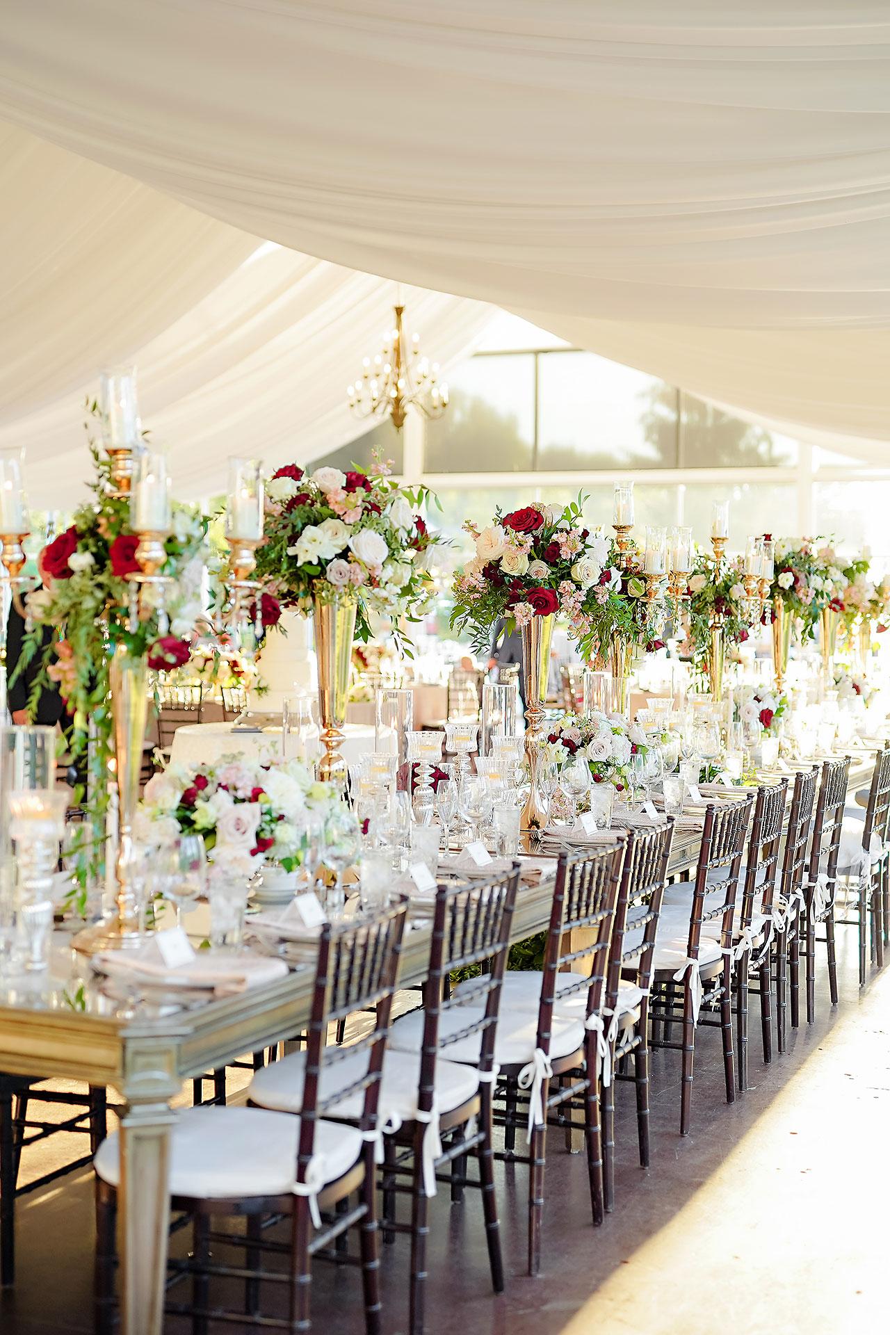 Callie Josh Ritz Charles Garden Pavilion Carmel Indiana Wedding 252