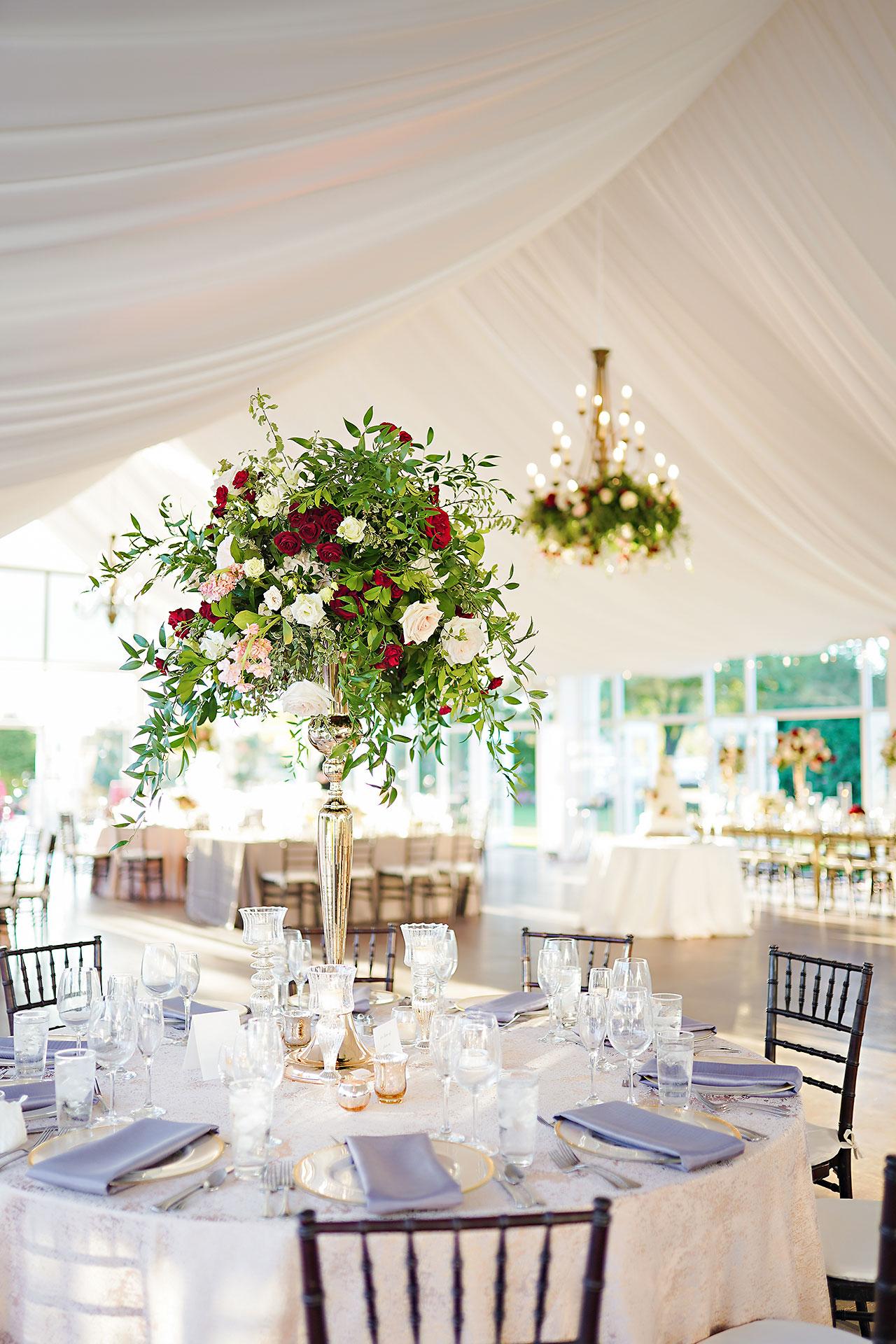 Callie Josh Ritz Charles Garden Pavilion Carmel Indiana Wedding 250