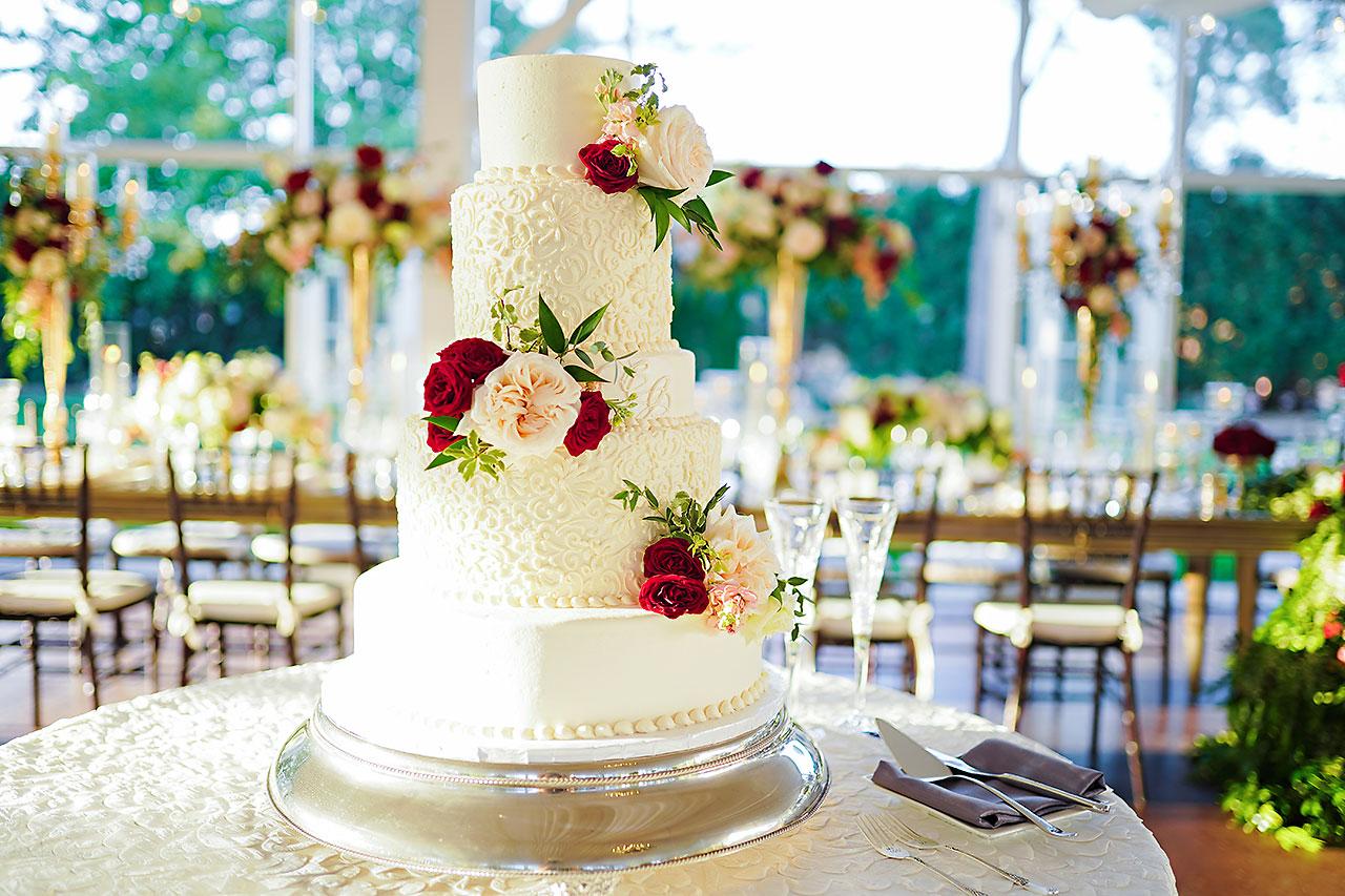 Callie Josh Ritz Charles Garden Pavilion Carmel Indiana Wedding 246