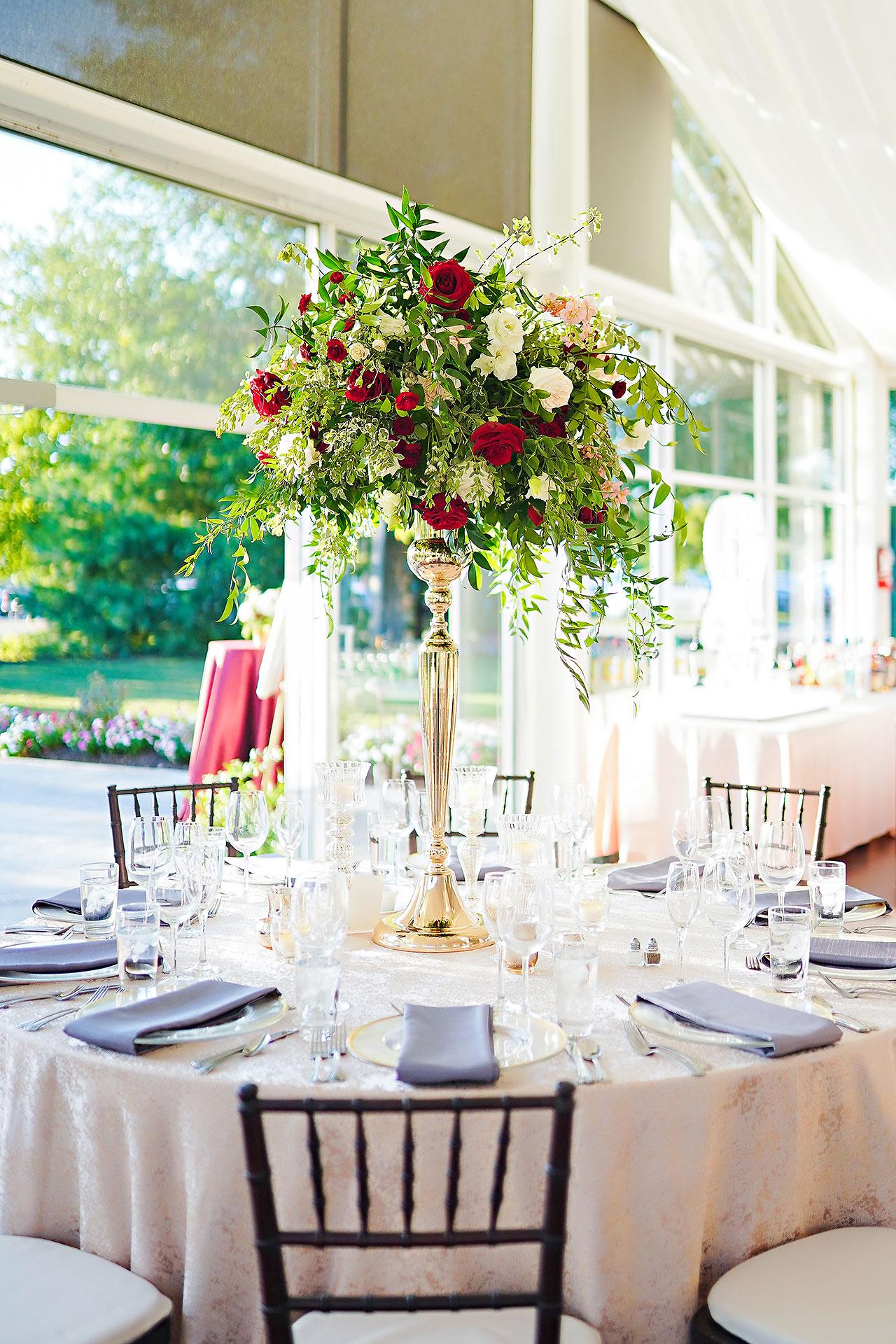Callie Josh Ritz Charles Garden Pavilion Carmel Indiana Wedding 240