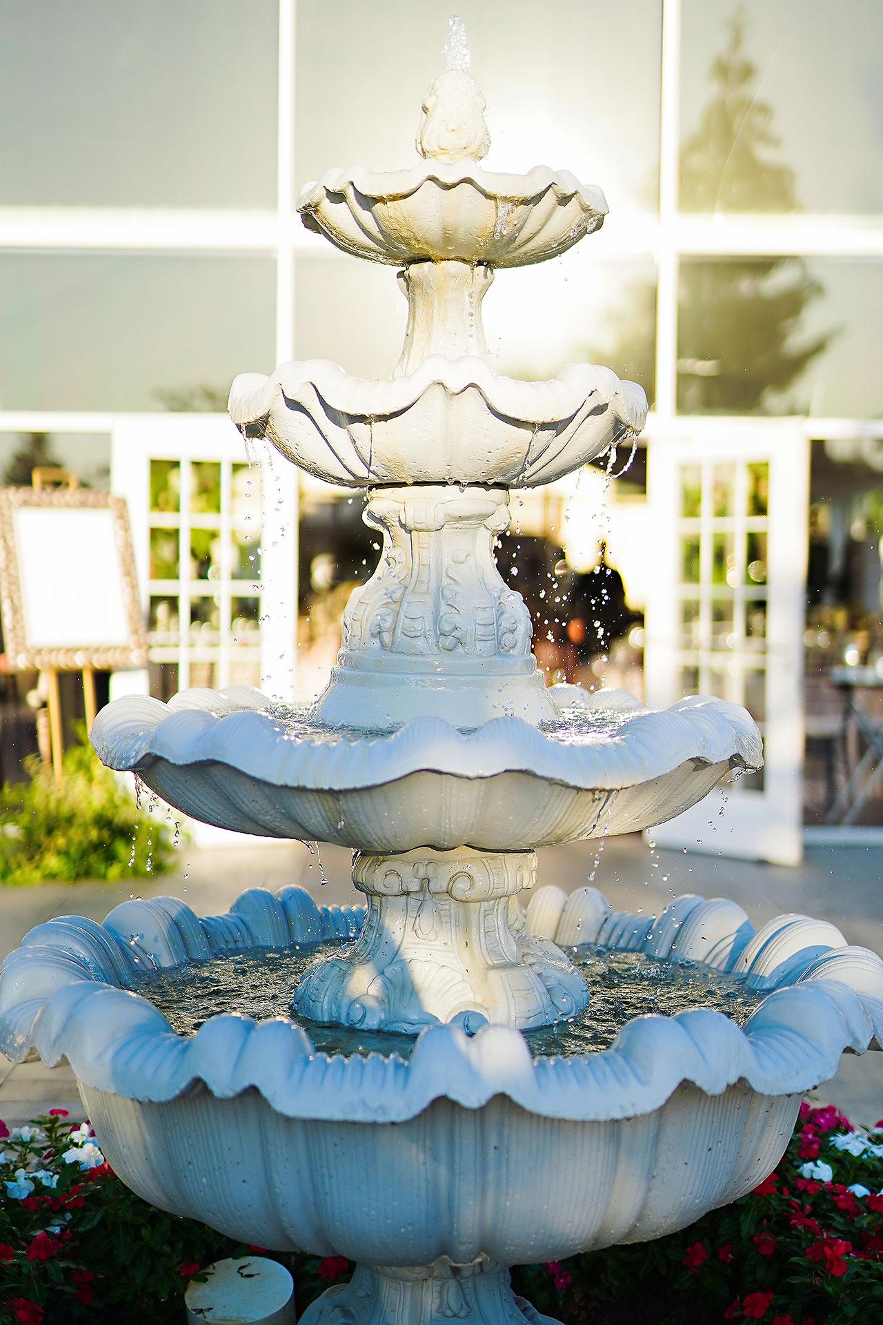 Callie Josh Ritz Charles Garden Pavilion Carmel Indiana Wedding 227
