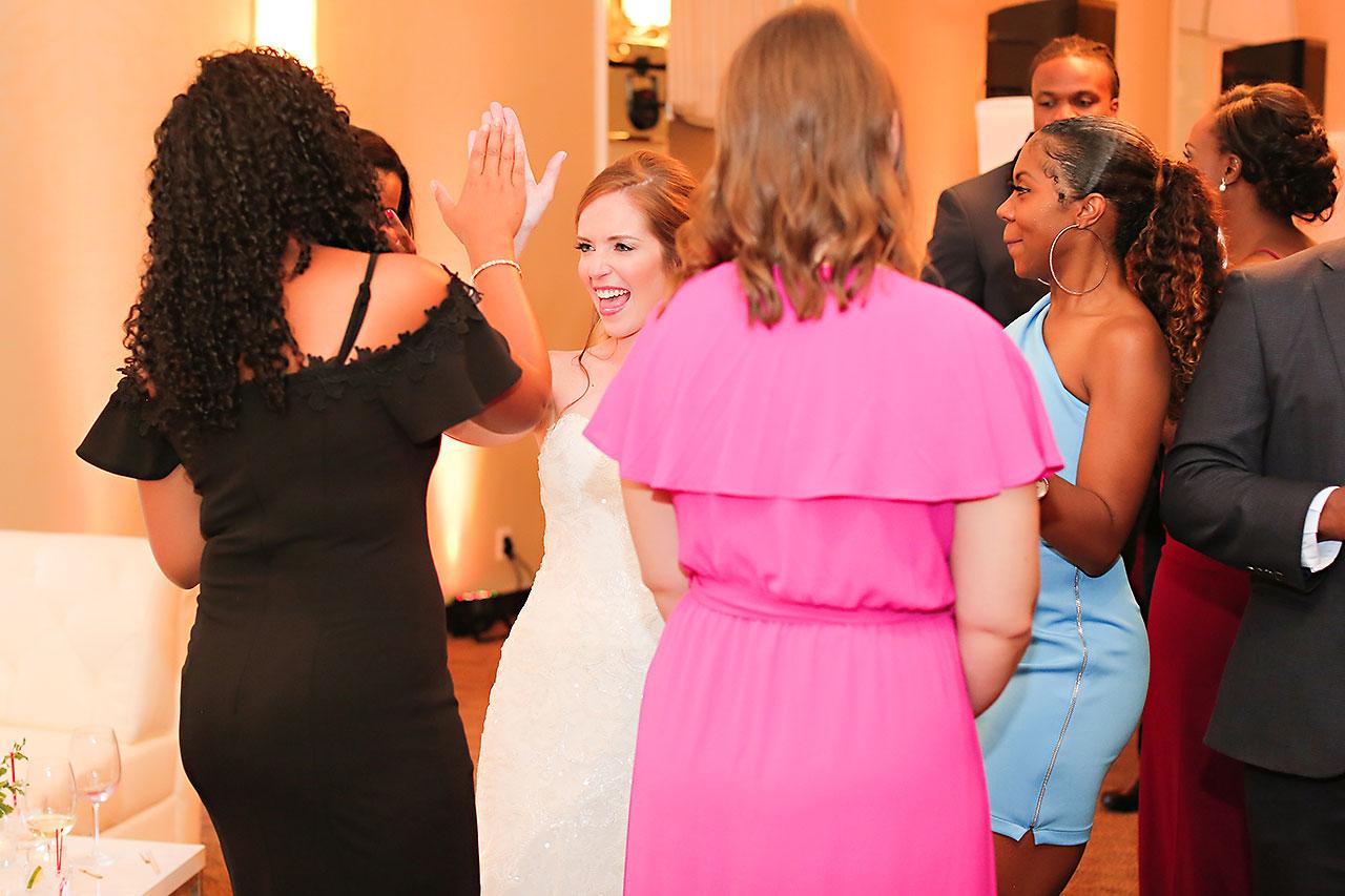 Callie Josh Ritz Charles Garden Pavilion Carmel Indiana Wedding 217