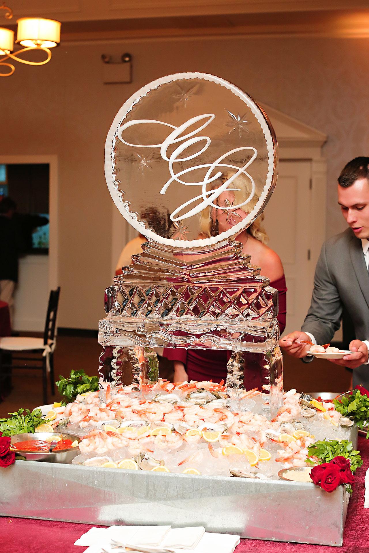 Callie Josh Ritz Charles Garden Pavilion Carmel Indiana Wedding 211