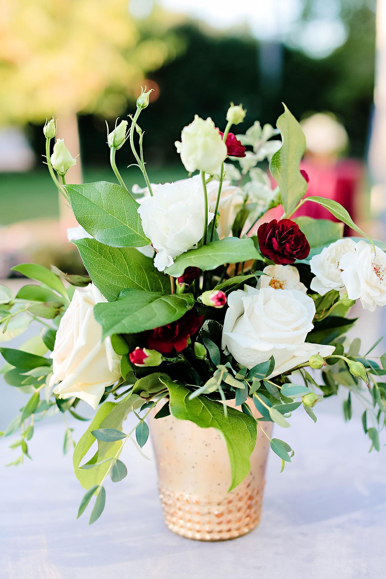 Callie Josh Ritz Charles Garden Pavilion Carmel Indiana Wedding 209