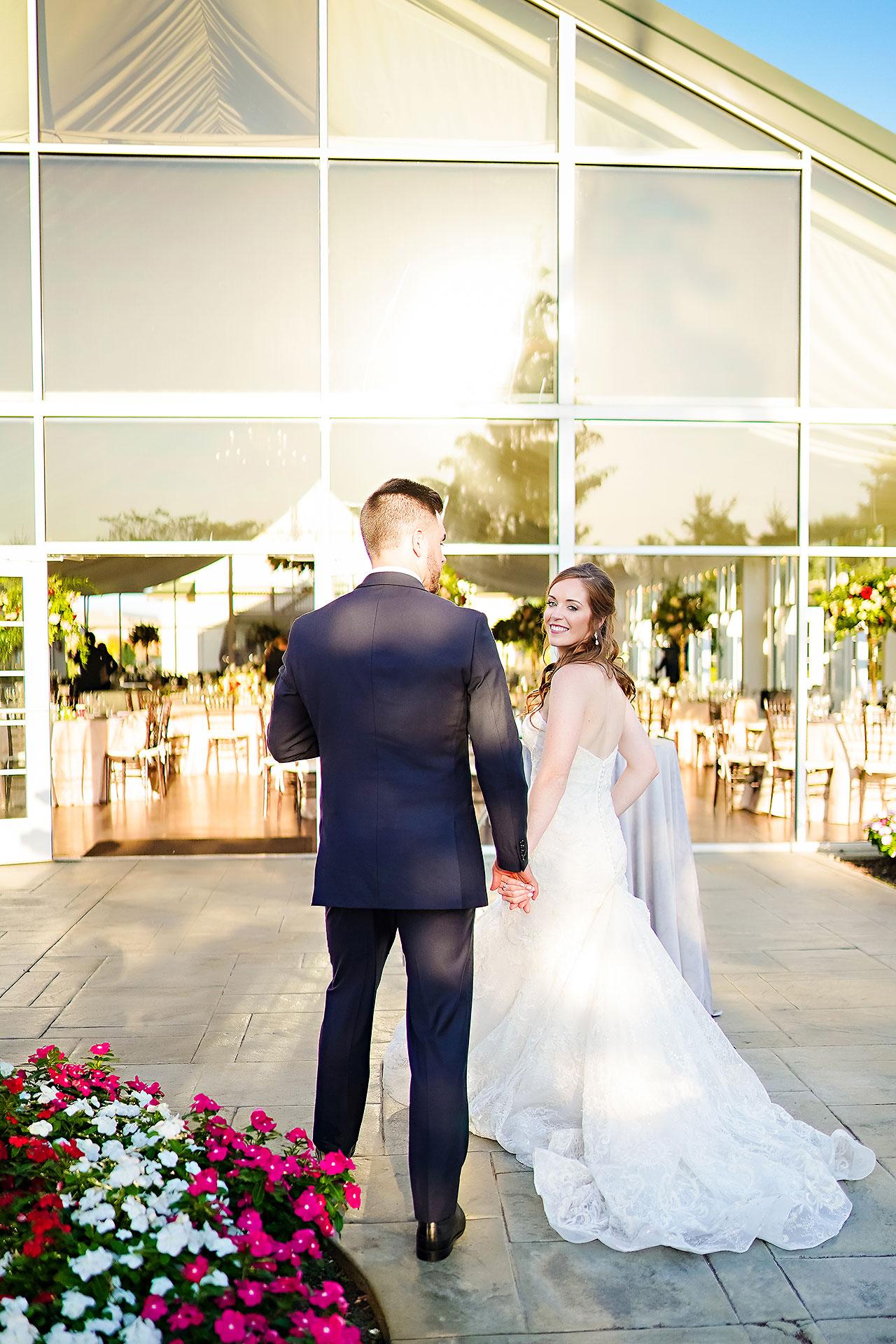 Callie Josh Ritz Charles Garden Pavilion Carmel Indiana Wedding 205