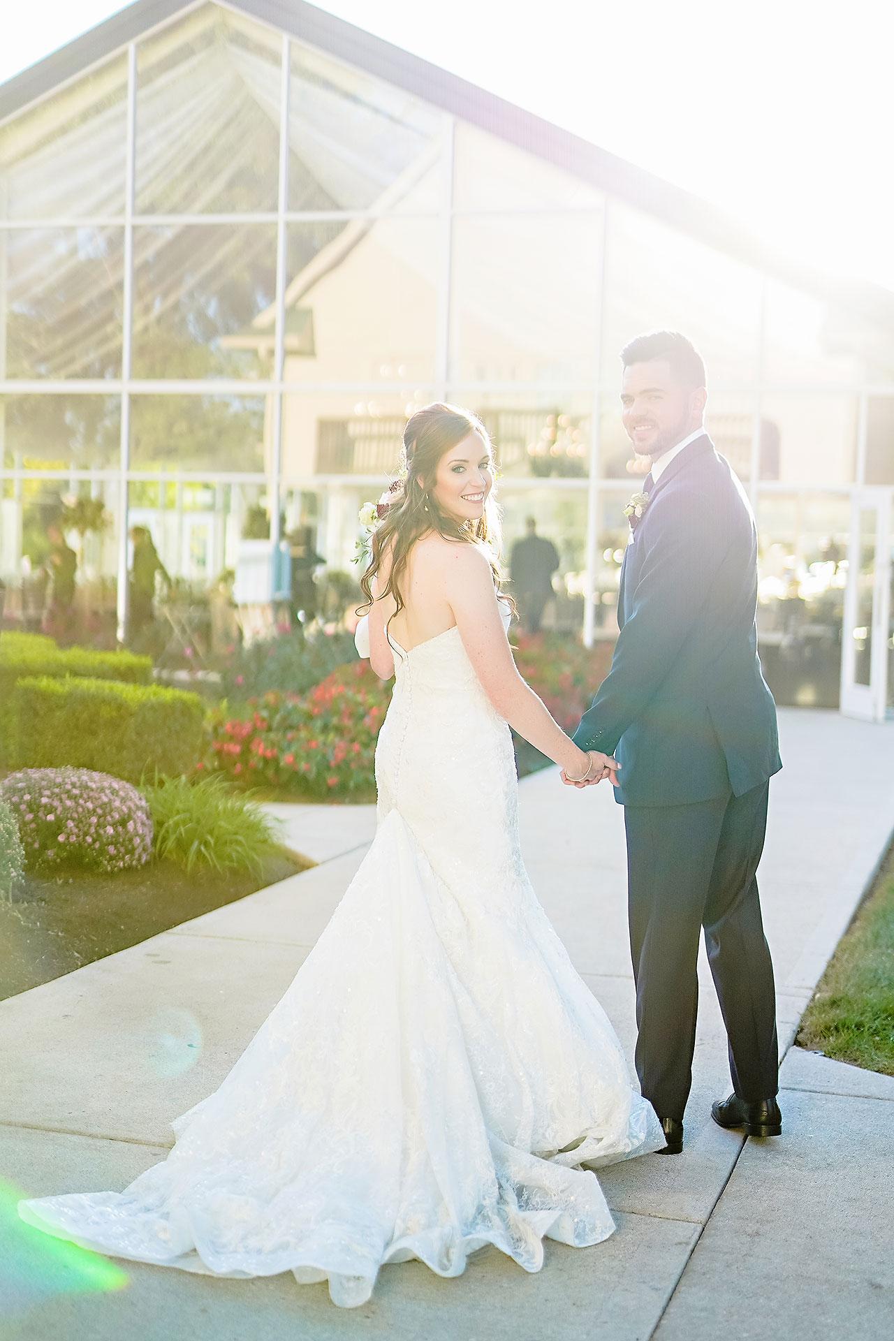 Callie Josh Ritz Charles Garden Pavilion Carmel Indiana Wedding 199