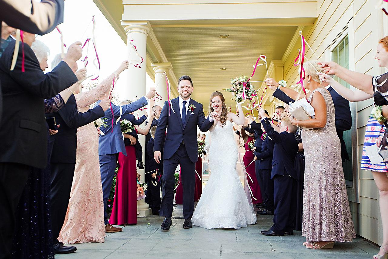 Callie Josh Ritz Charles Garden Pavilion Carmel Indiana Wedding 198