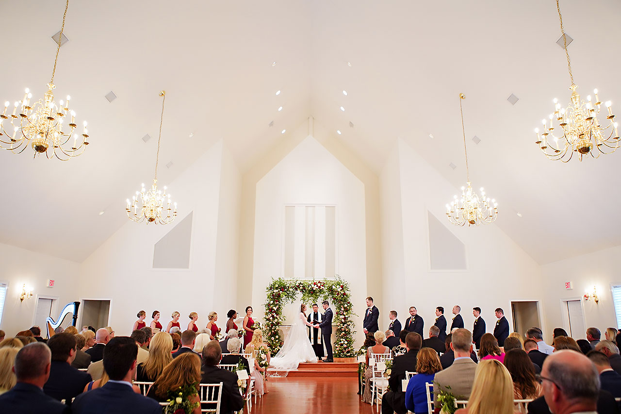 Callie Josh Ritz Charles Garden Pavilion Carmel Indiana Wedding 190