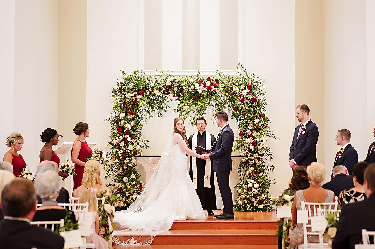Callie Josh Ritz Charles Garden Pavilion Carmel Indiana Wedding 188