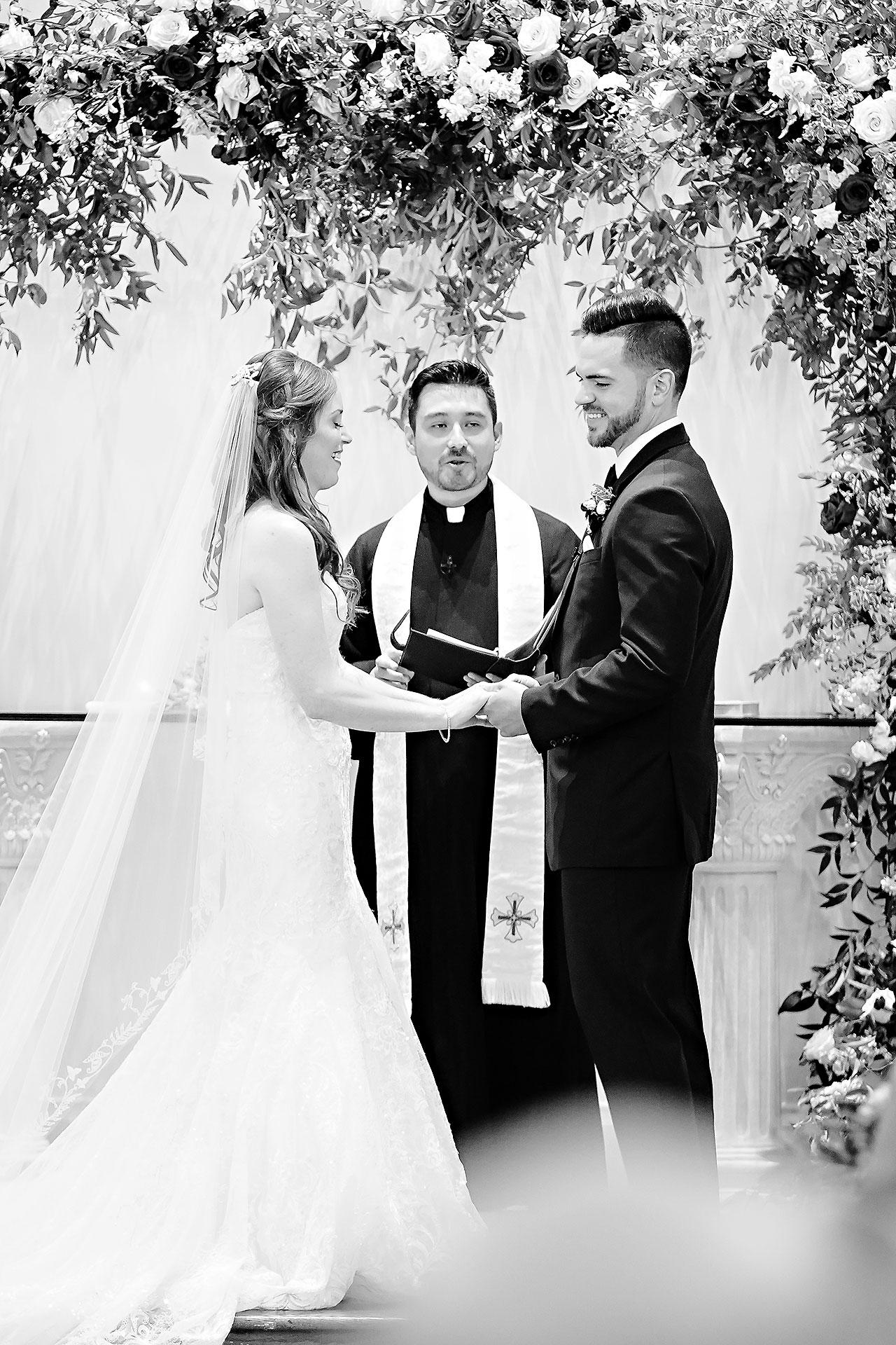Callie Josh Ritz Charles Garden Pavilion Carmel Indiana Wedding 187
