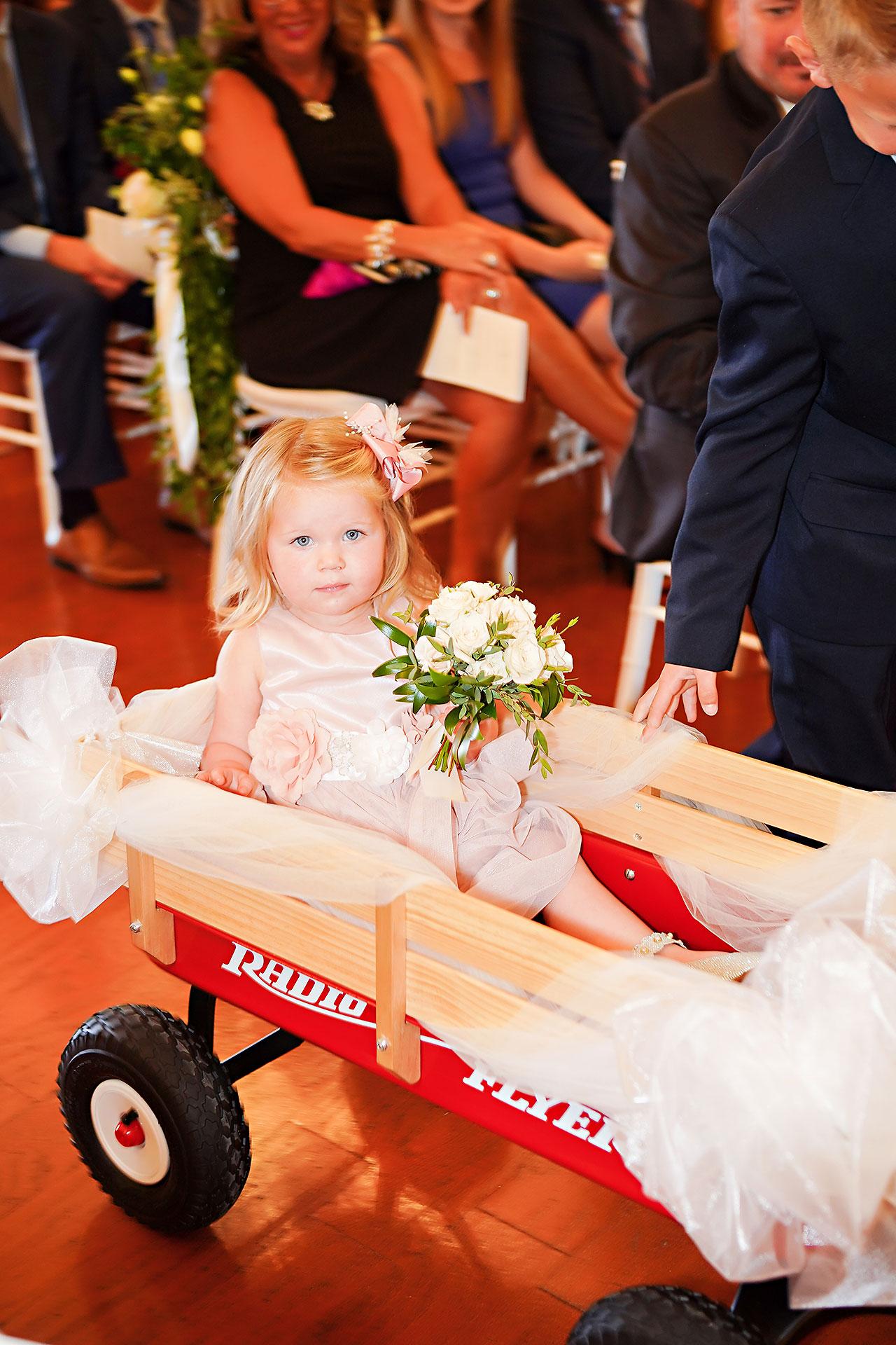 Callie Josh Ritz Charles Garden Pavilion Carmel Indiana Wedding 183