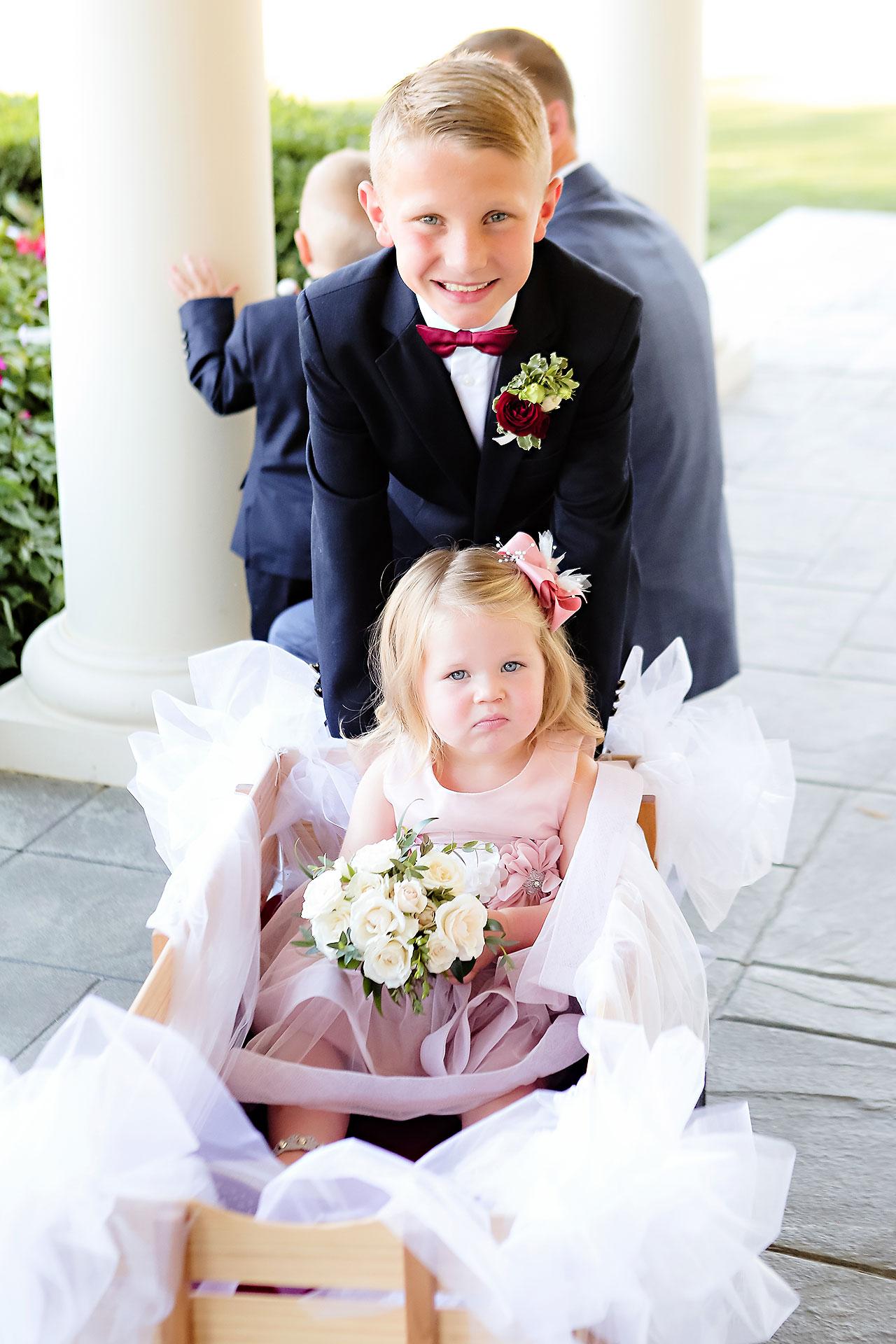 Callie Josh Ritz Charles Garden Pavilion Carmel Indiana Wedding 181