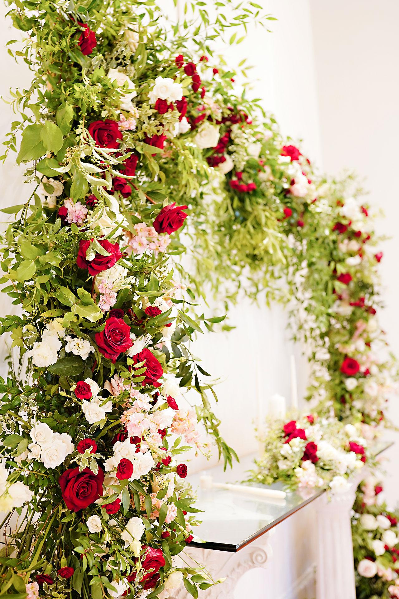 Callie Josh Ritz Charles Garden Pavilion Carmel Indiana Wedding 179