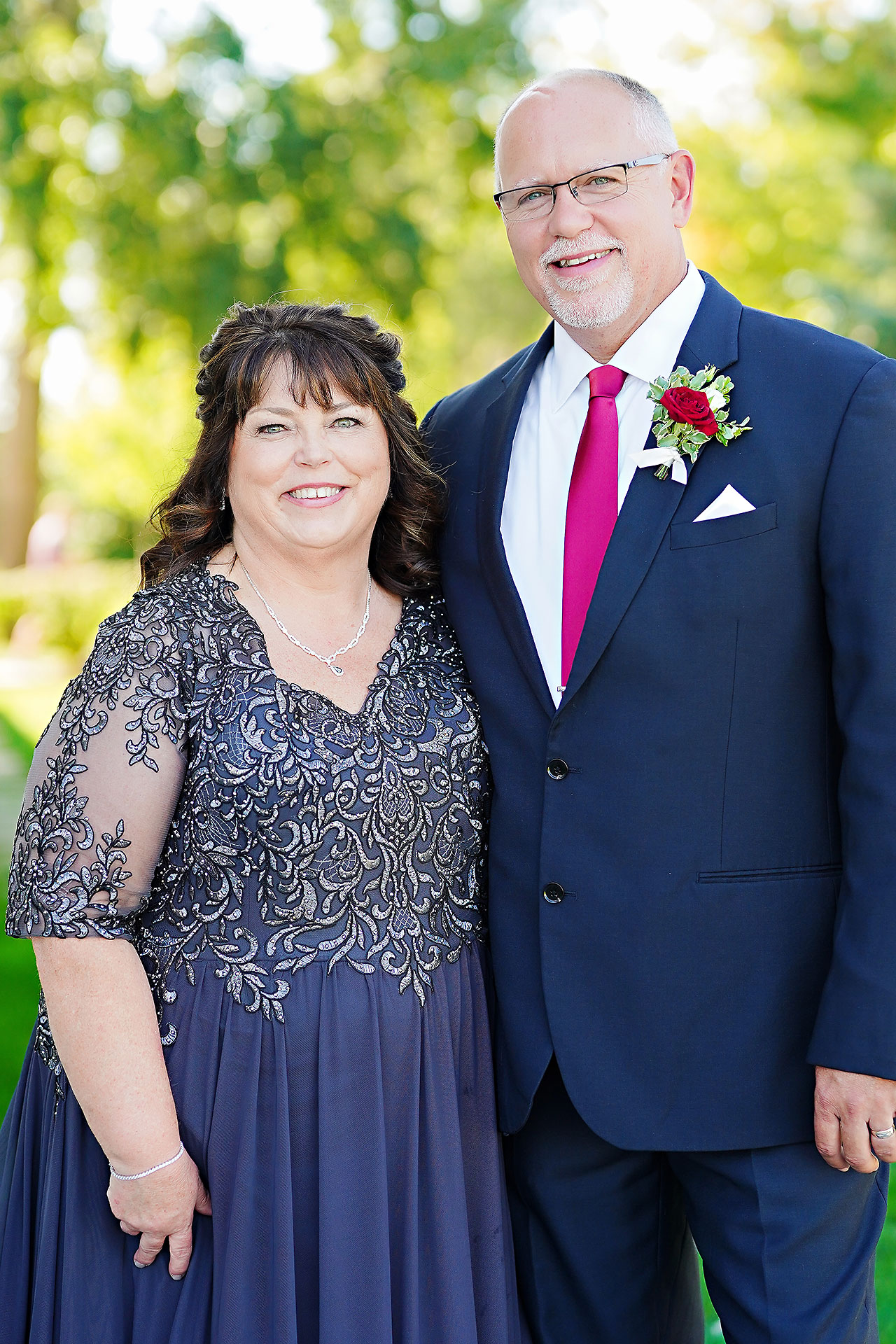Callie Josh Ritz Charles Garden Pavilion Carmel Indiana Wedding 163