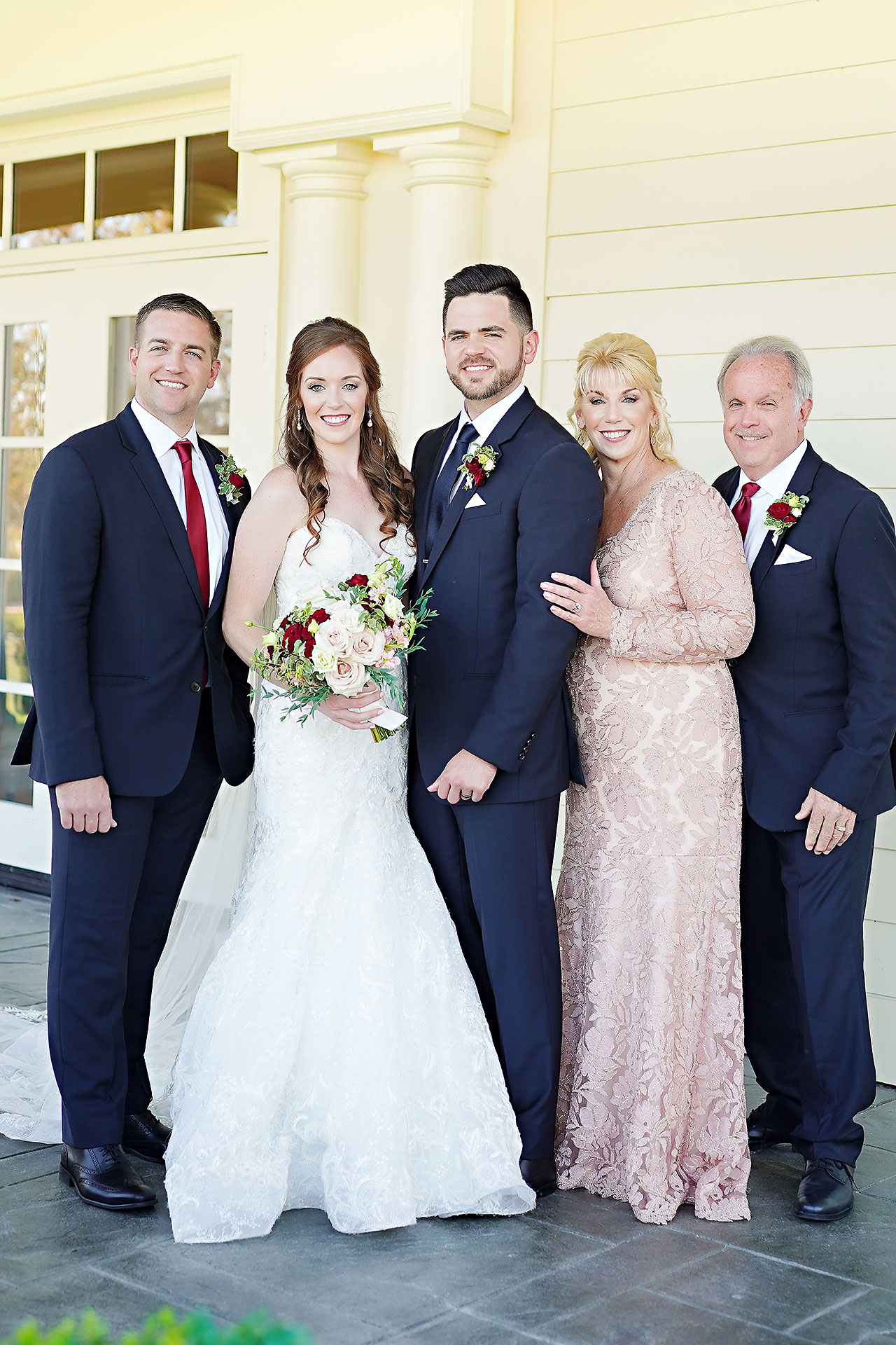 Callie Josh Ritz Charles Garden Pavilion Carmel Indiana Wedding 164