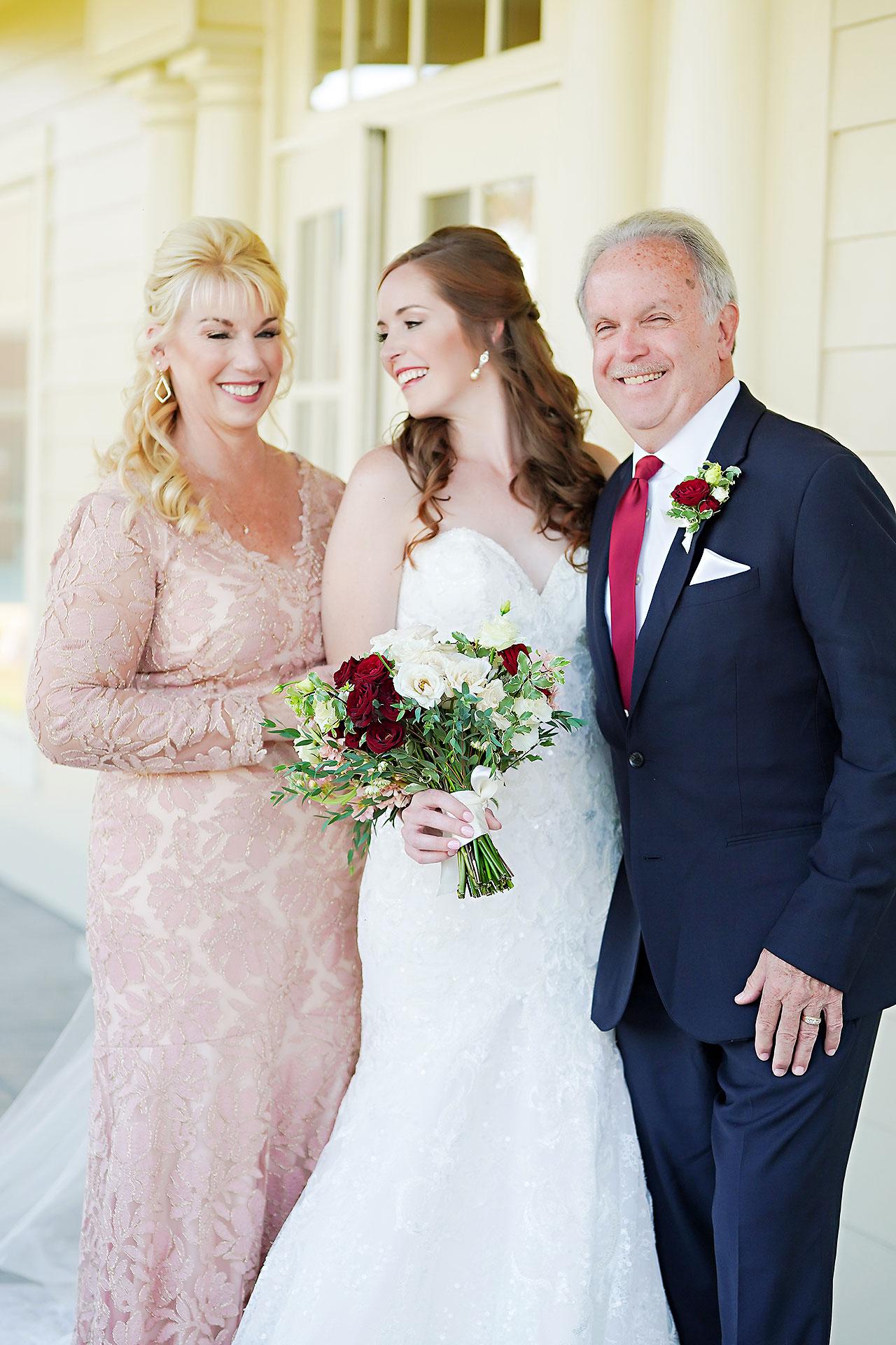 Callie Josh Ritz Charles Garden Pavilion Carmel Indiana Wedding 158