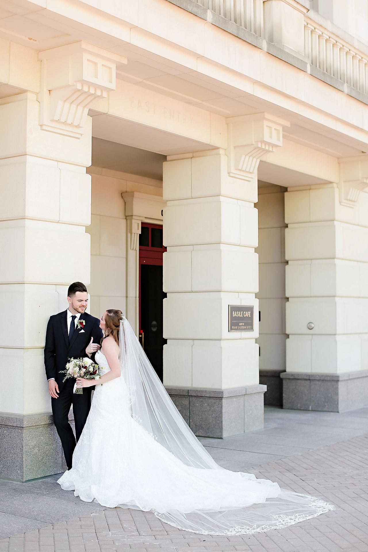 Callie Josh Ritz Charles Garden Pavilion Carmel Indiana Wedding 147