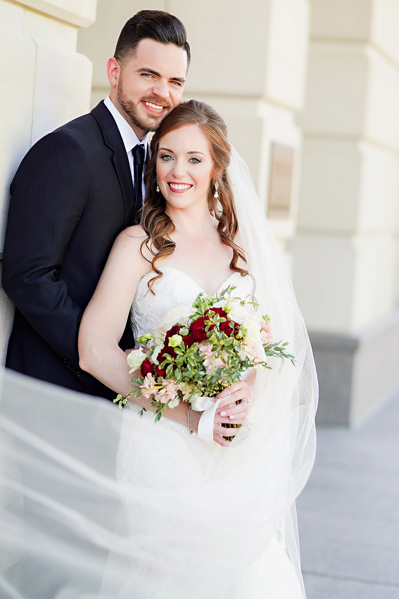 Callie Josh Ritz Charles Garden Pavilion Carmel Indiana Wedding 145