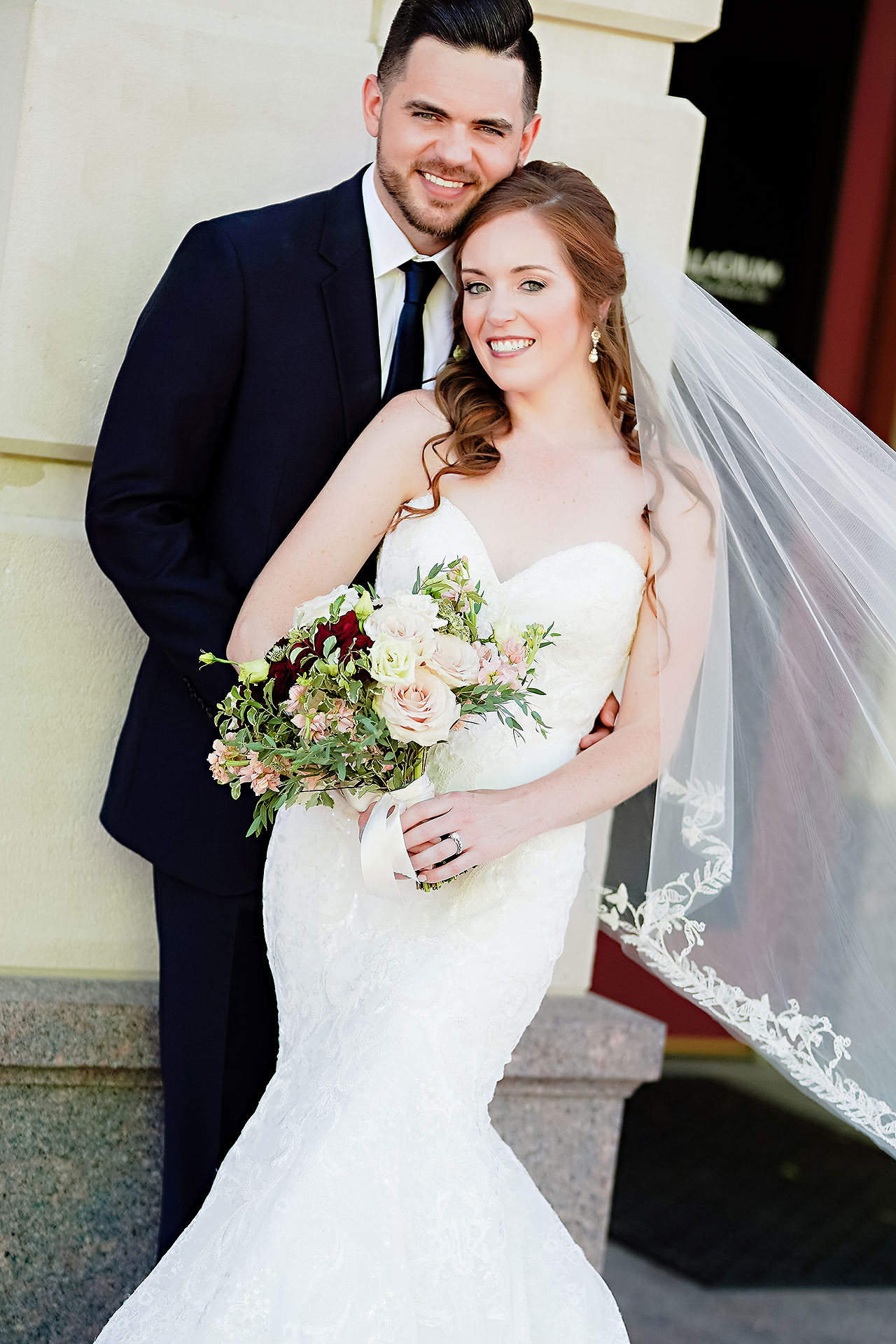 Callie Josh Ritz Charles Garden Pavilion Carmel Indiana Wedding 138