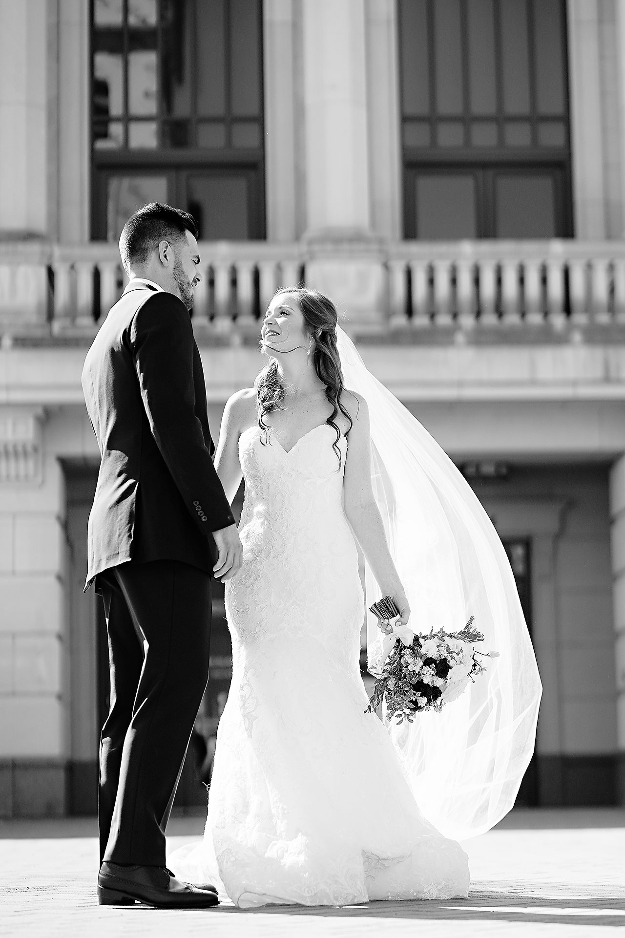 Callie Josh Ritz Charles Garden Pavilion Carmel Indiana Wedding 140