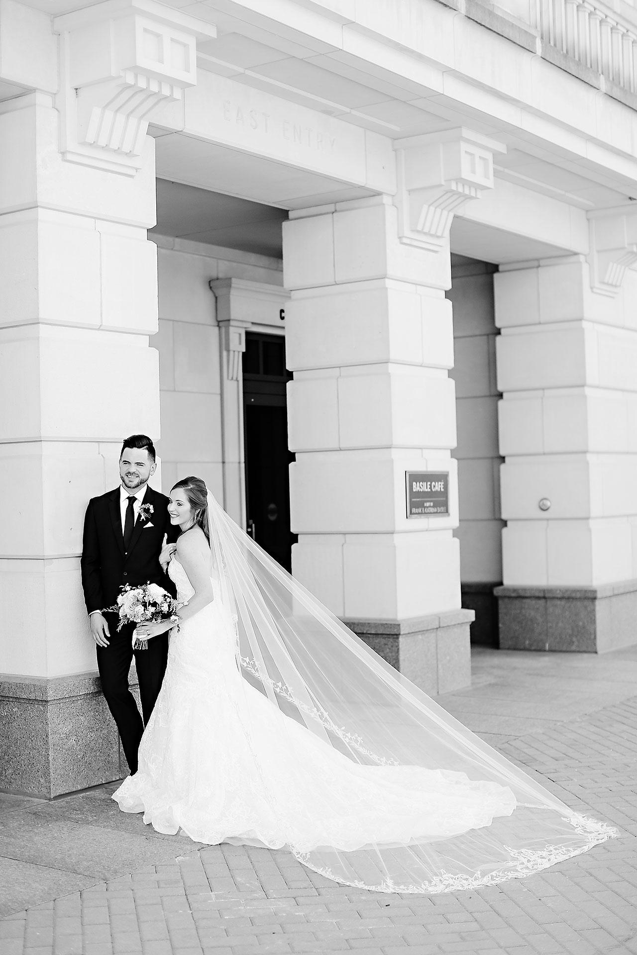 Callie Josh Ritz Charles Garden Pavilion Carmel Indiana Wedding 137